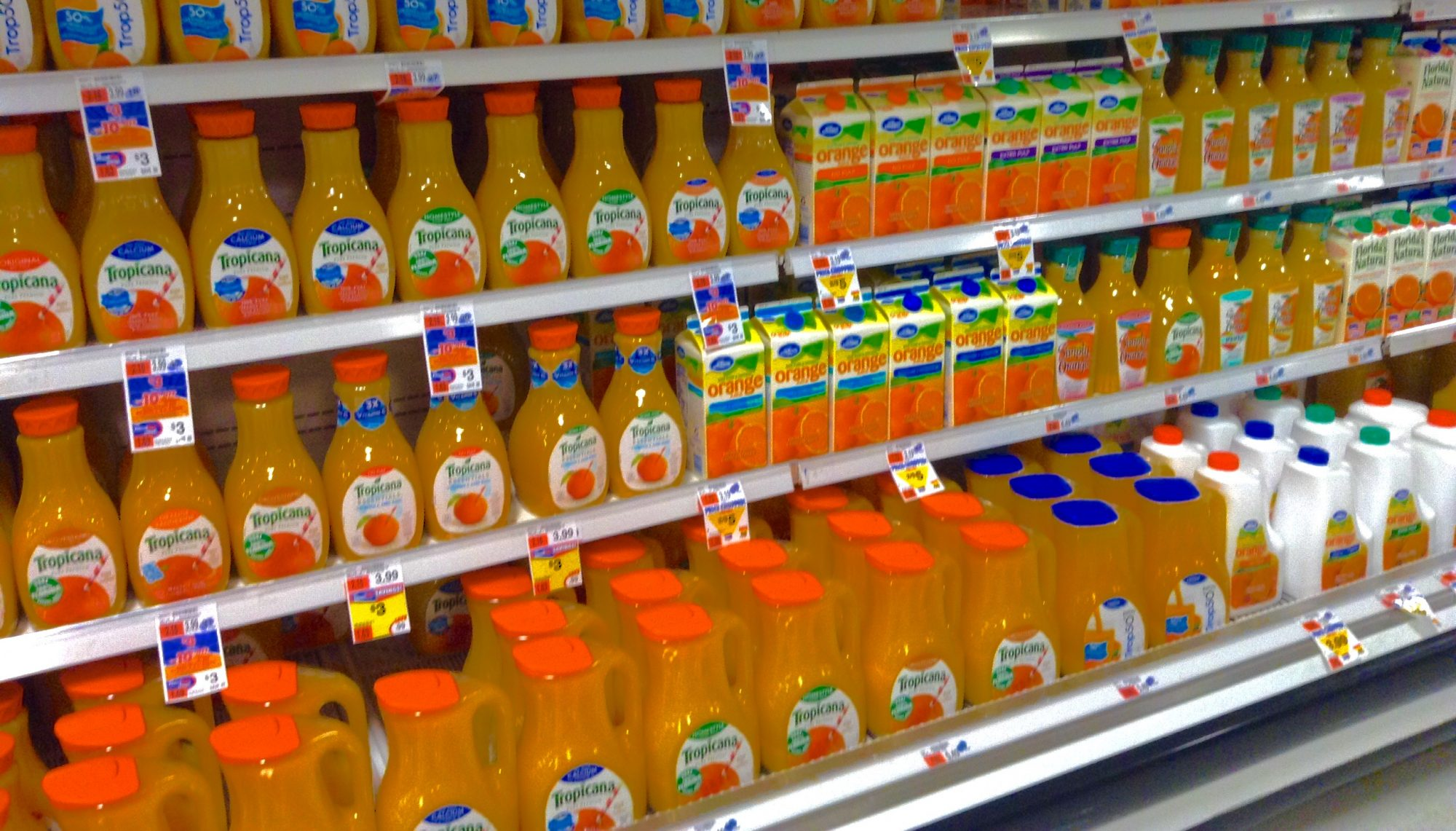 EC: Orange Juice Is About to Get Really Expensive