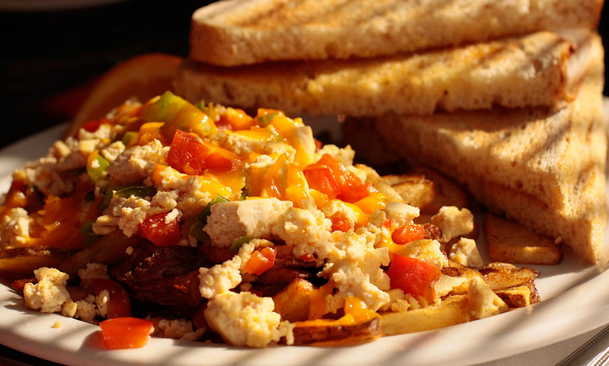 EC: WTF Is a Tofu Scramble, Anyway?