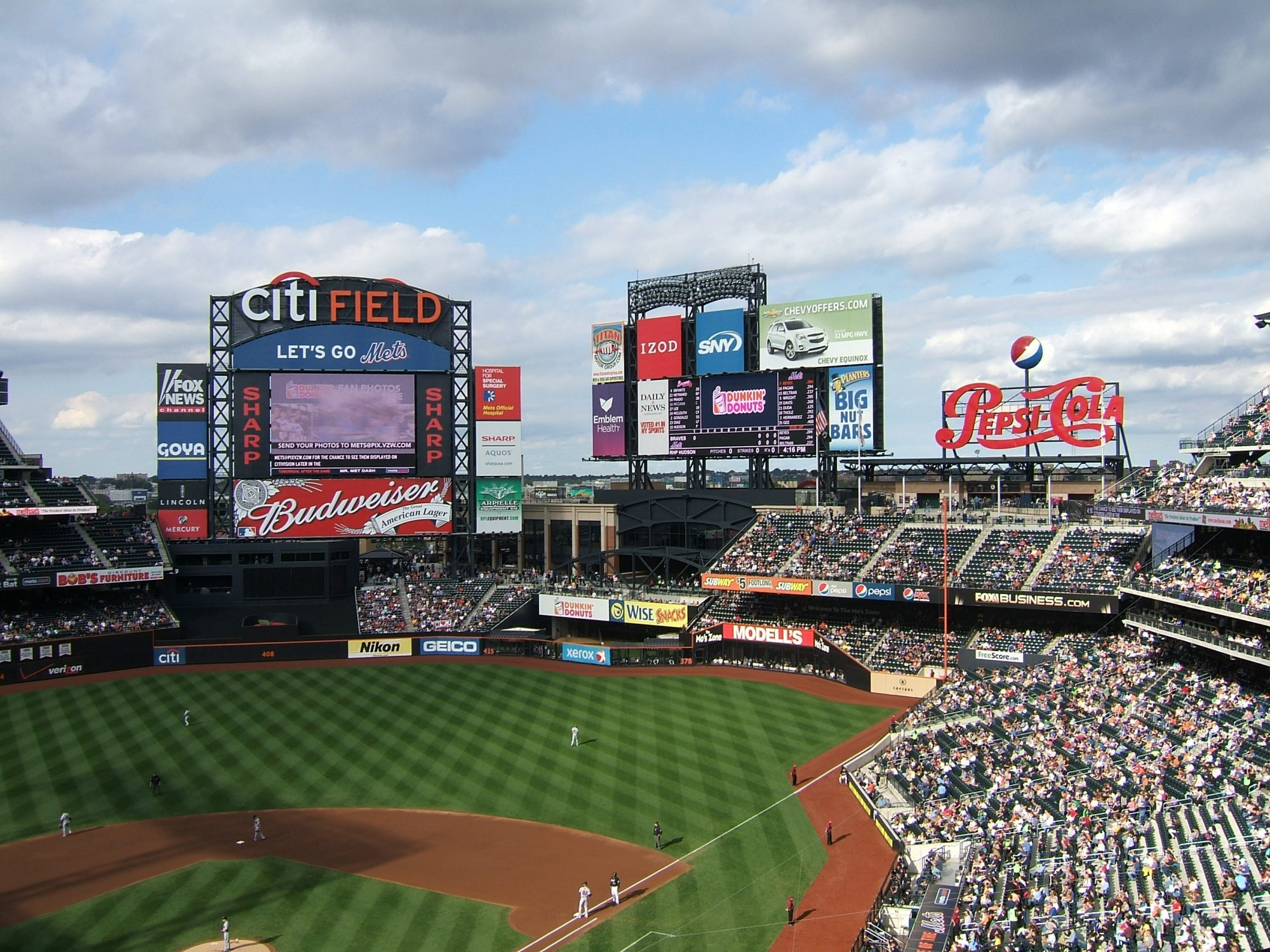 EC: Meat the Mets: What's for Breakfast at Citi Field