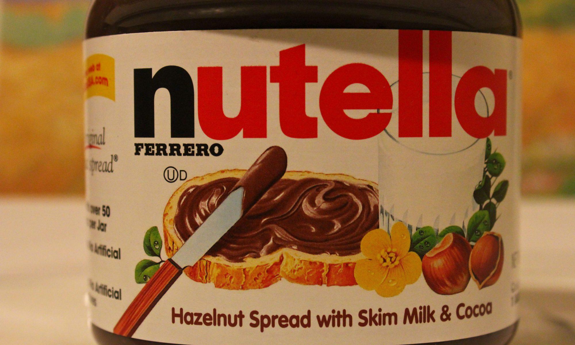EC: Nutella Is Gross