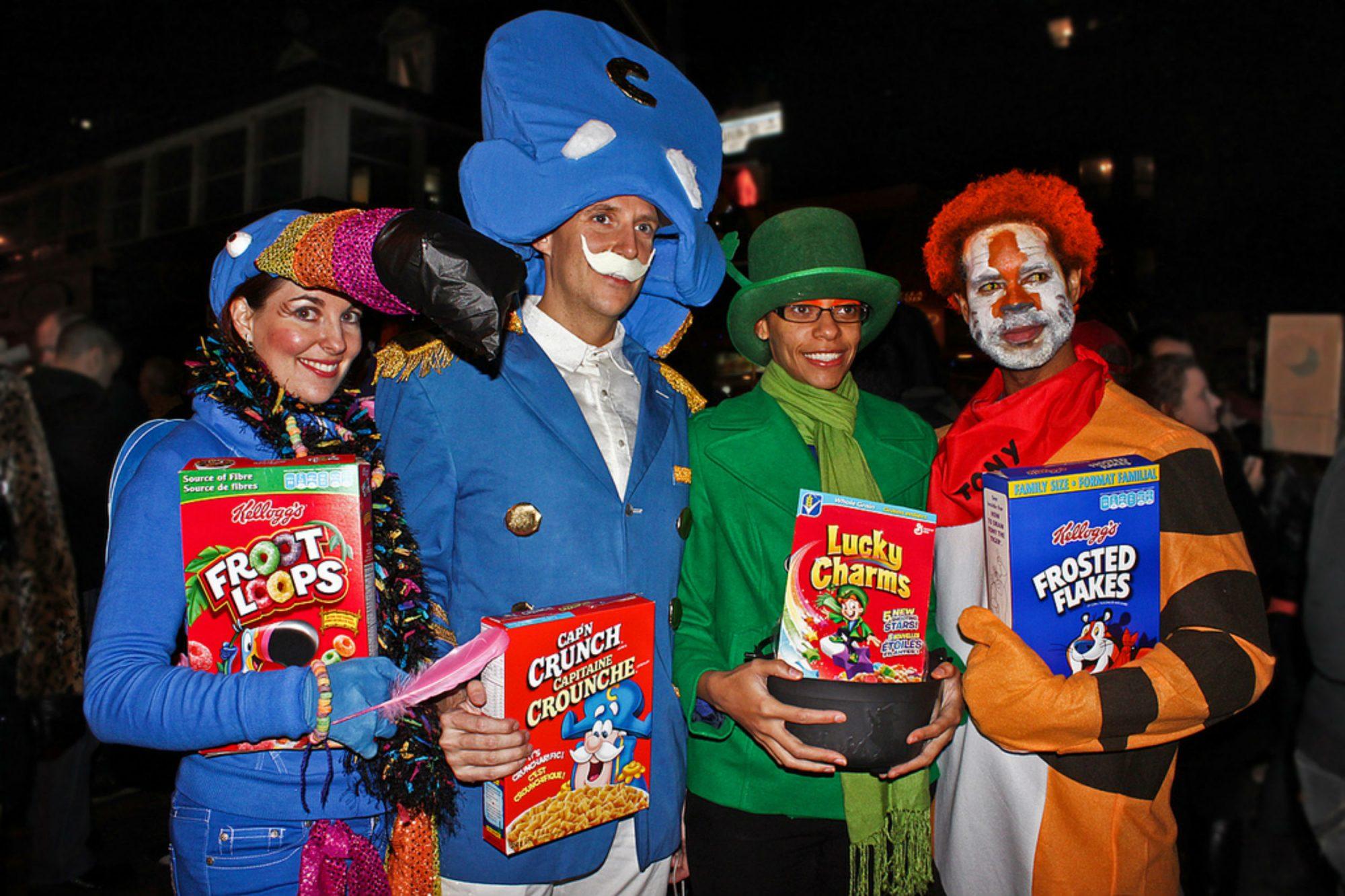 EC: The 13 Best Breakfast Costumes for Halloween