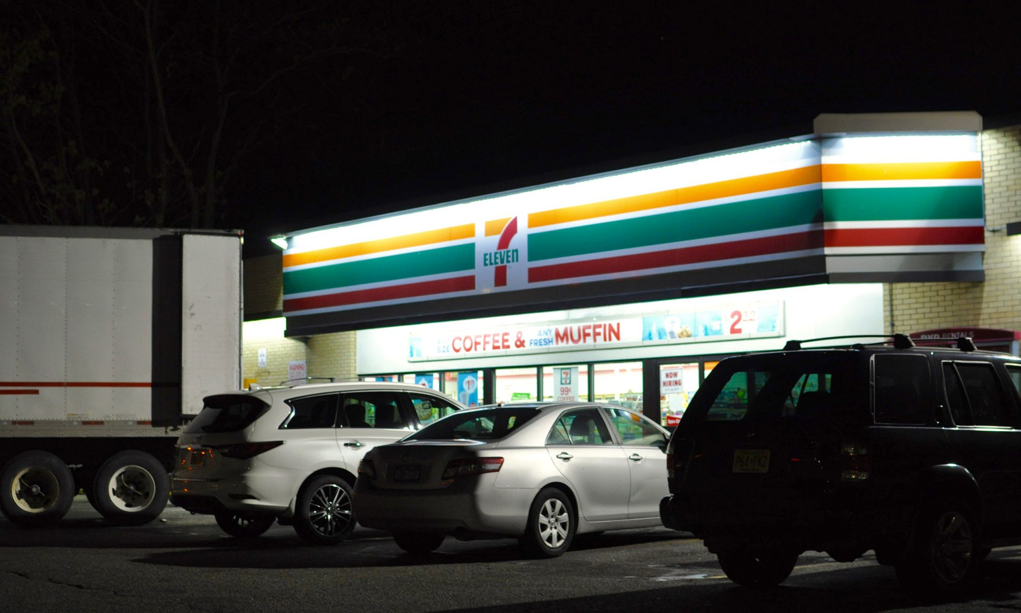 EC: Night of the Breakfast Sandwiches at 7-Eleven
