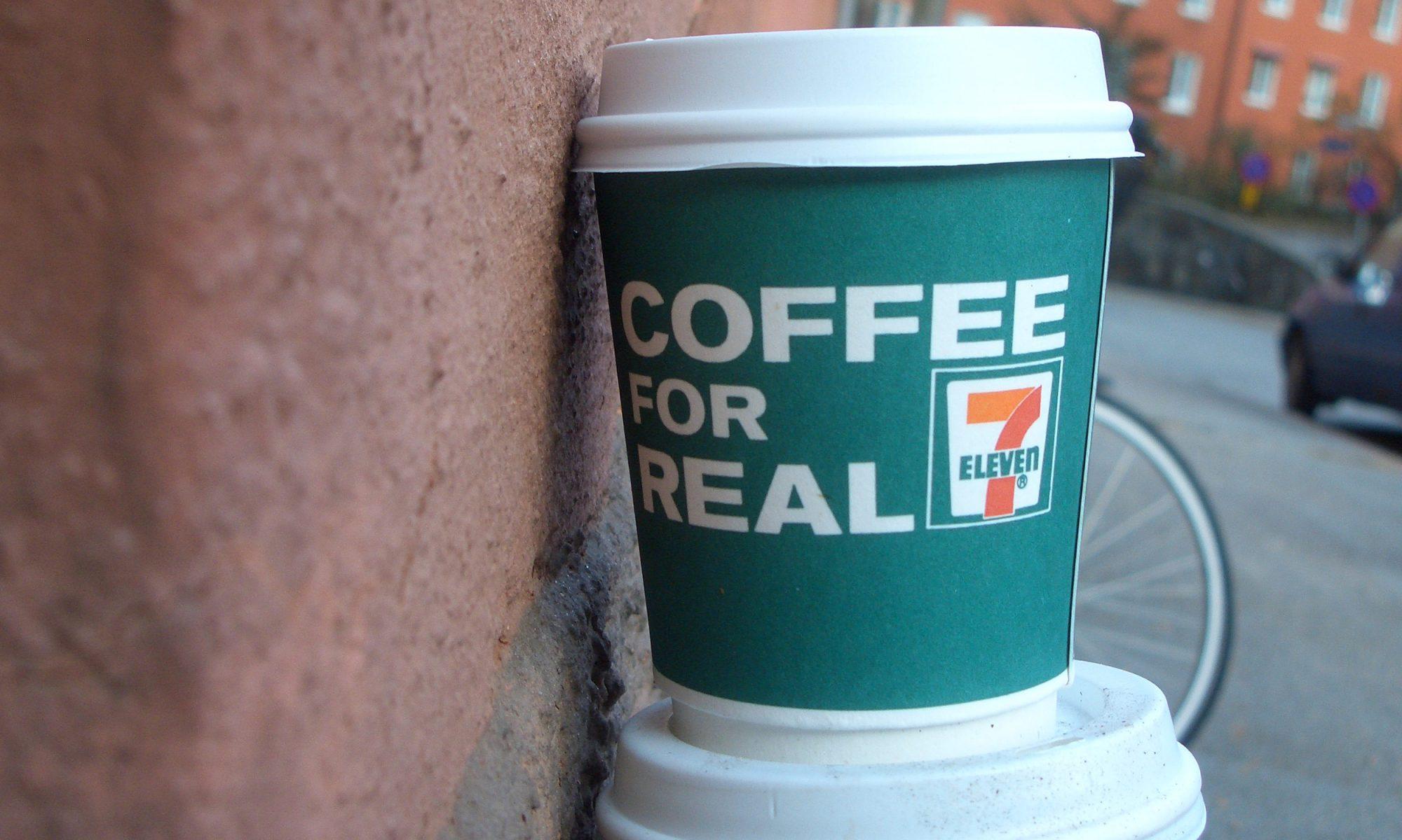 EC: 7-Eleven Has Sustainably Sourced, Single-Origin Coffee Now
