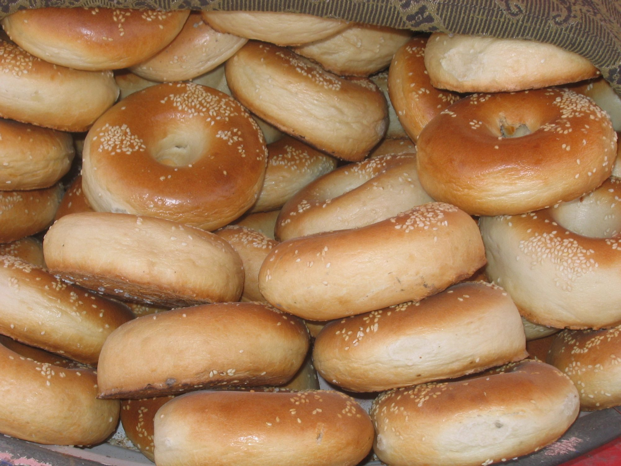 EC: This Is Why You Can't Get a Good Bagel in Los Angeles