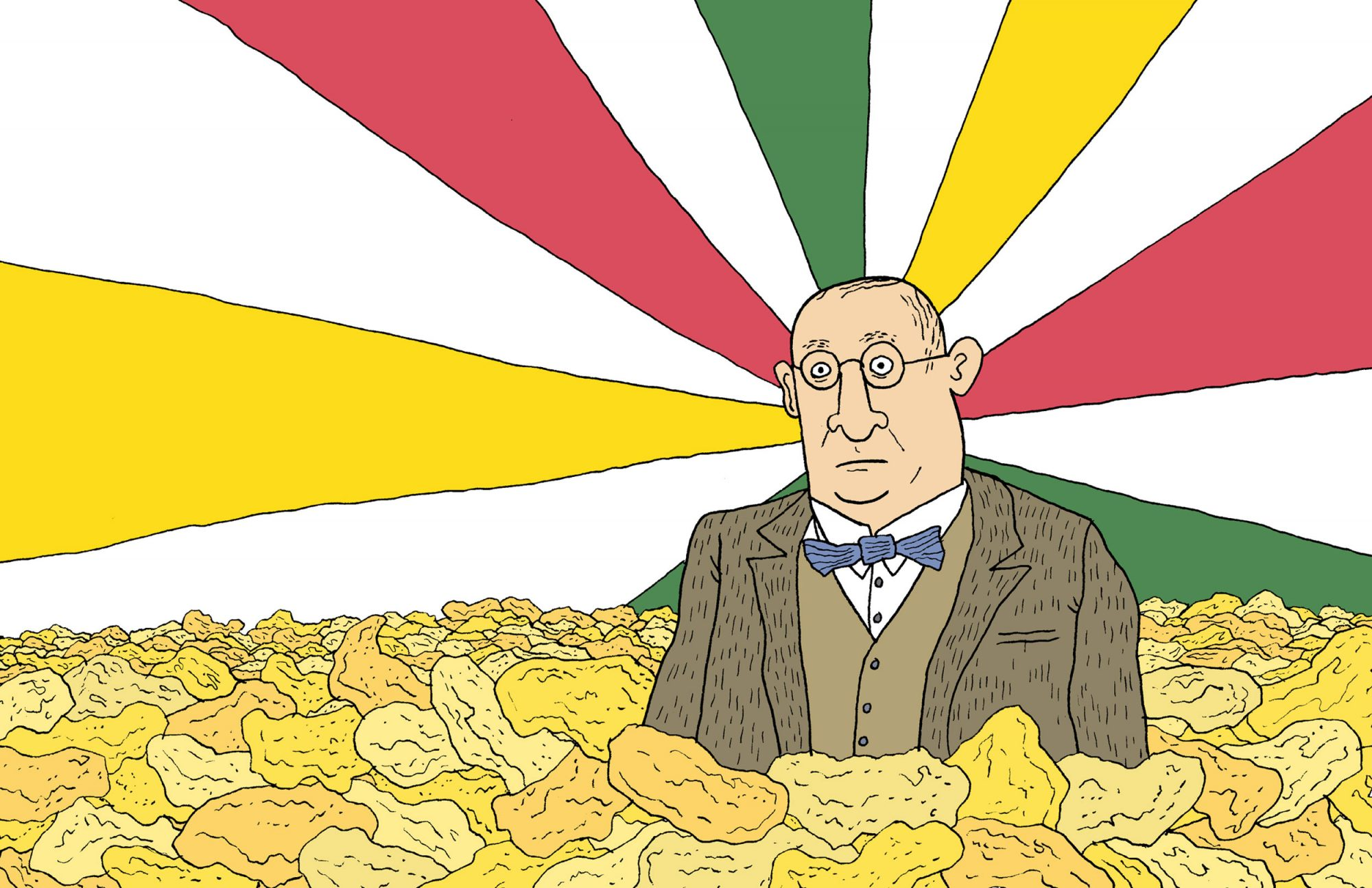 EC: How William Kellogg Went from Broom Salesman to Cereal Kingpin