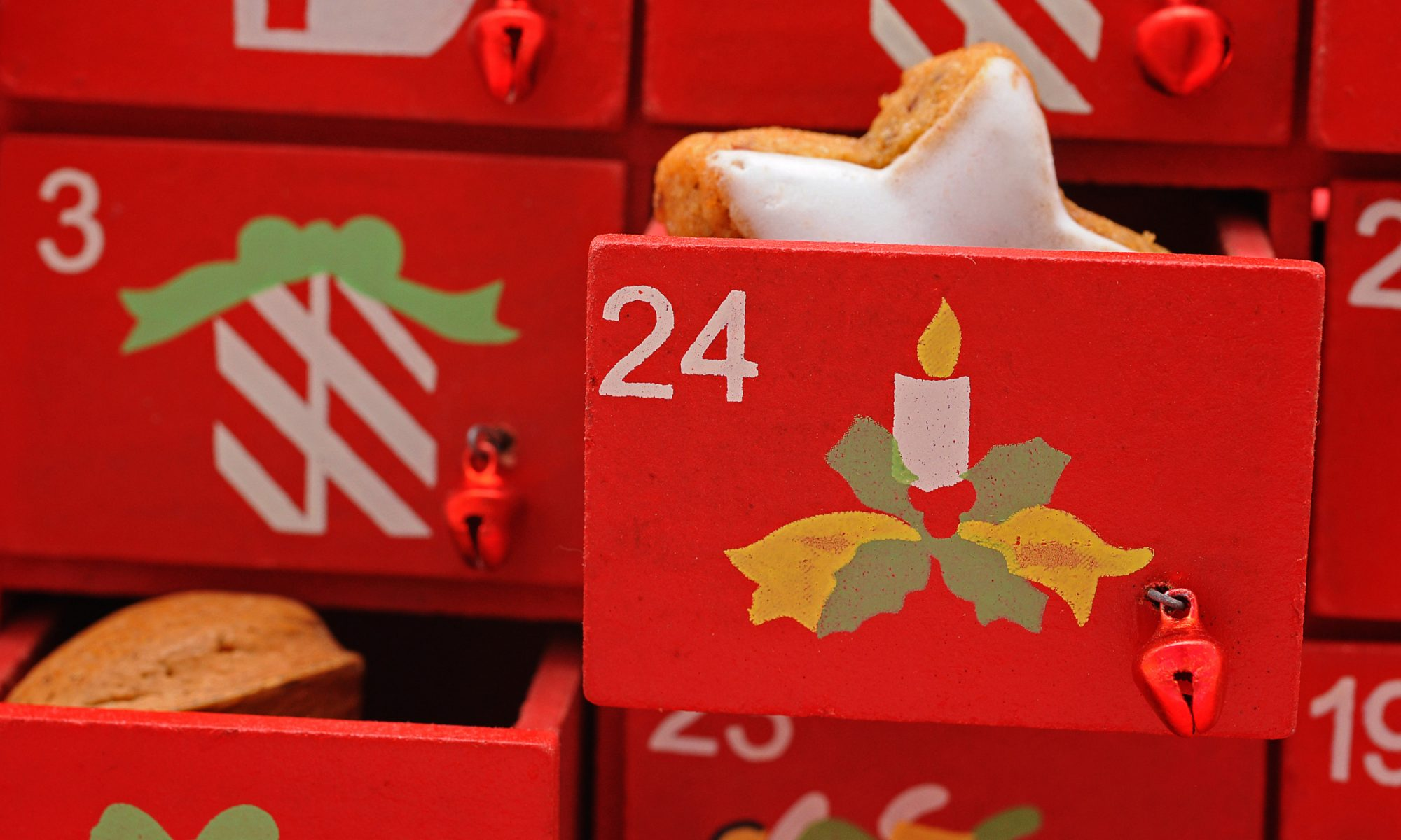 EC: Forget Chocolate: Now There's a CHEESE Advent Calendar This Holiday Season