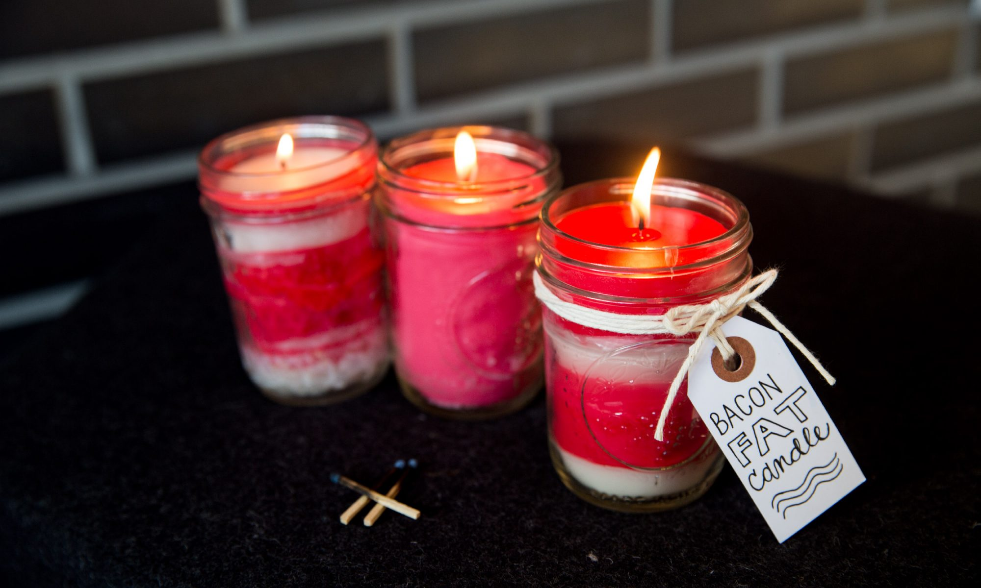 DIY Bacon Candles Make Your Entire Life Smell Like Bacon