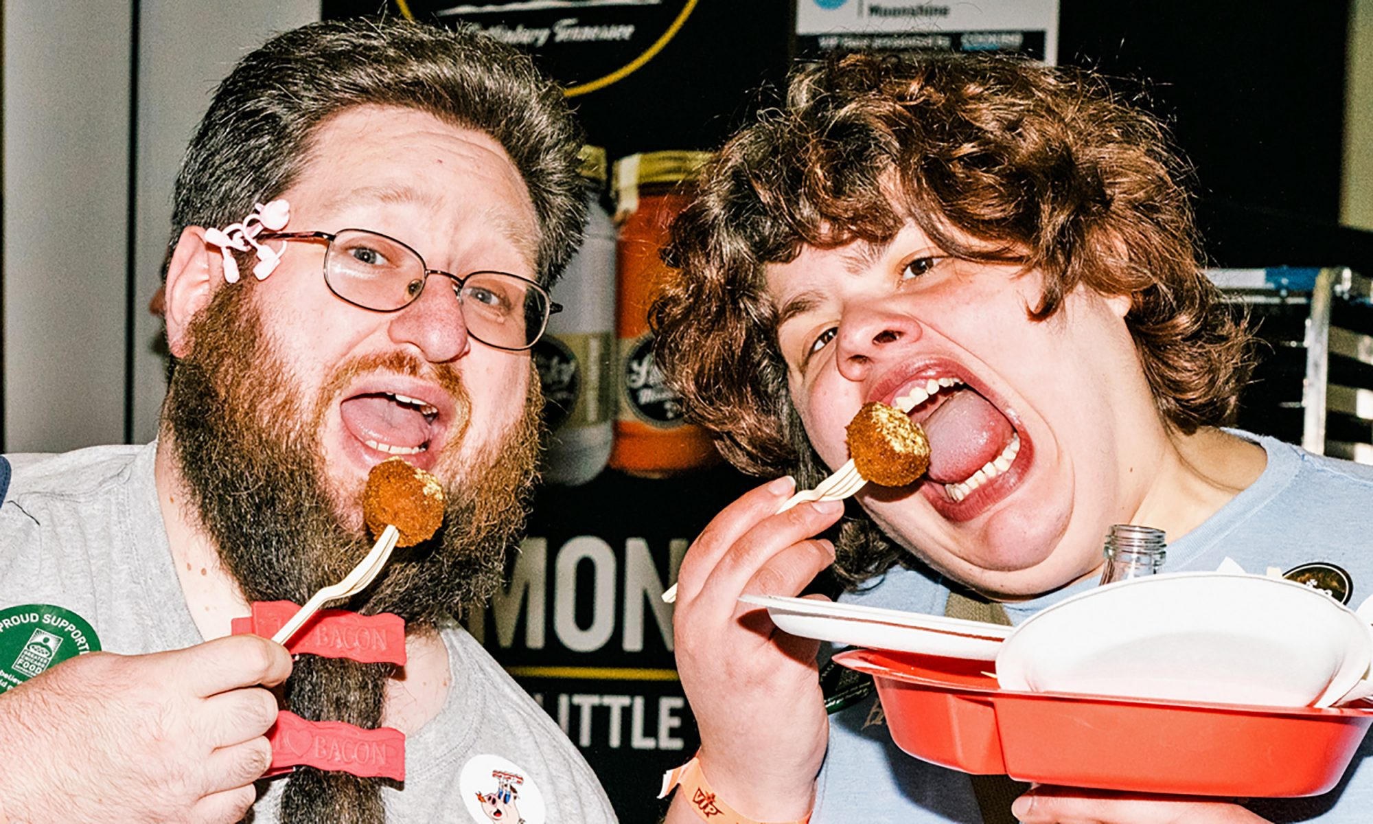 EC: American Meat: Decadence and Divisiveness at Baconfest Chicago