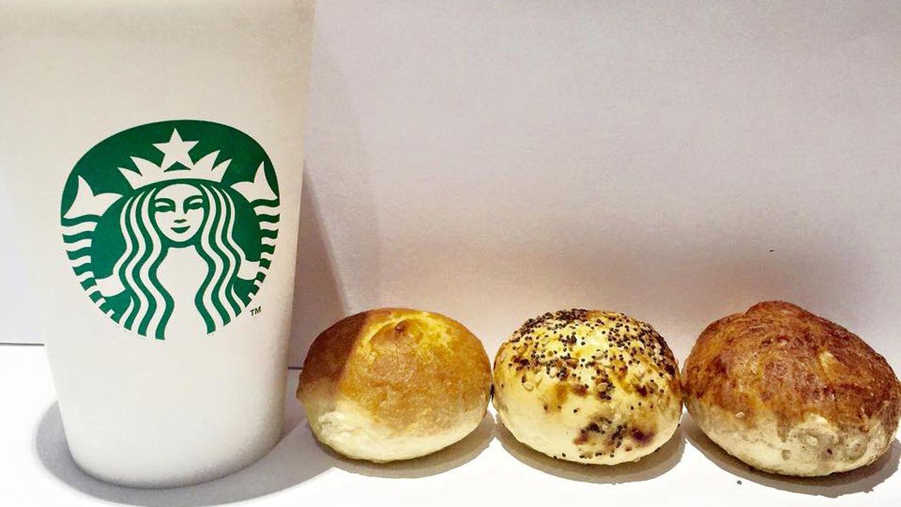 EC: Starbucks' Bagel Balls Go Nationwide