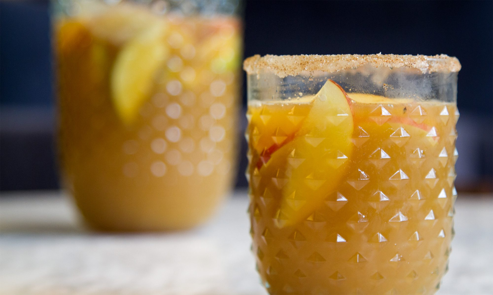 EC: Fall into This Batchable Boozy Ginger-Cider Cocktail