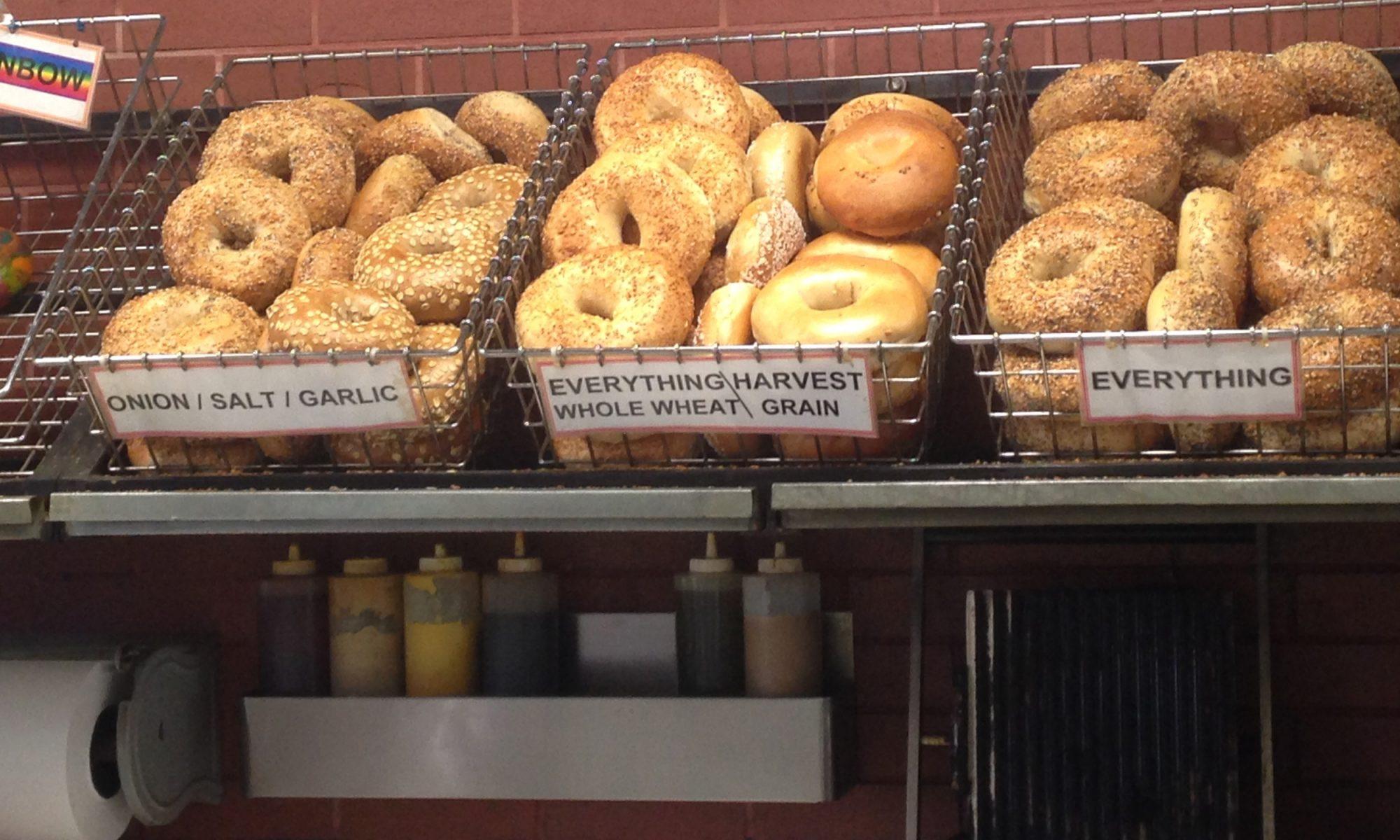 EC: The Best Bagel in New York