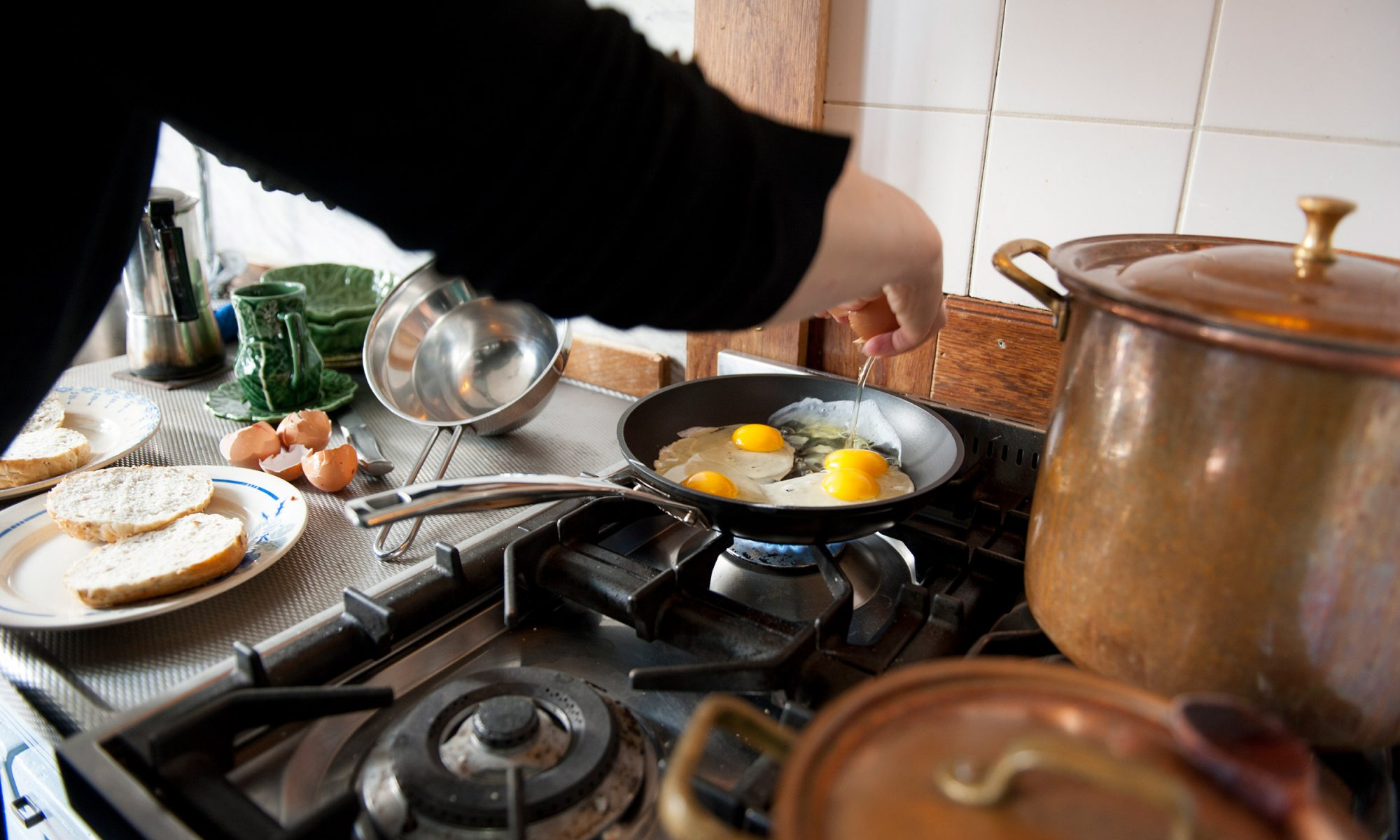 EC: 7 Basic Breakfast Recipes Every Home Cook Should Master