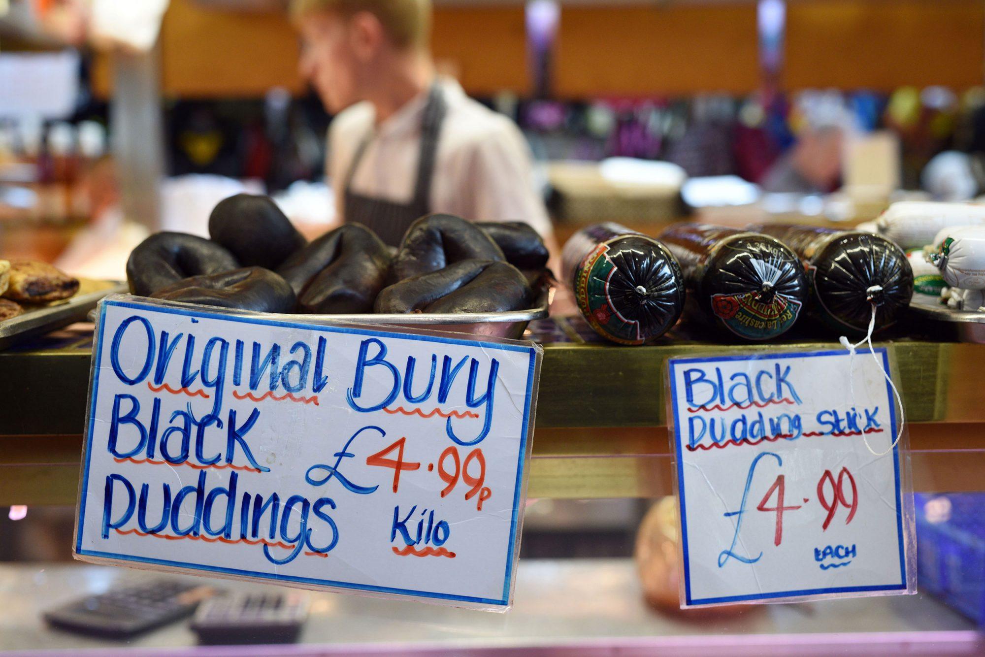 EC: In Praise of Black Pudding, the Bloodiest Breakfast Food