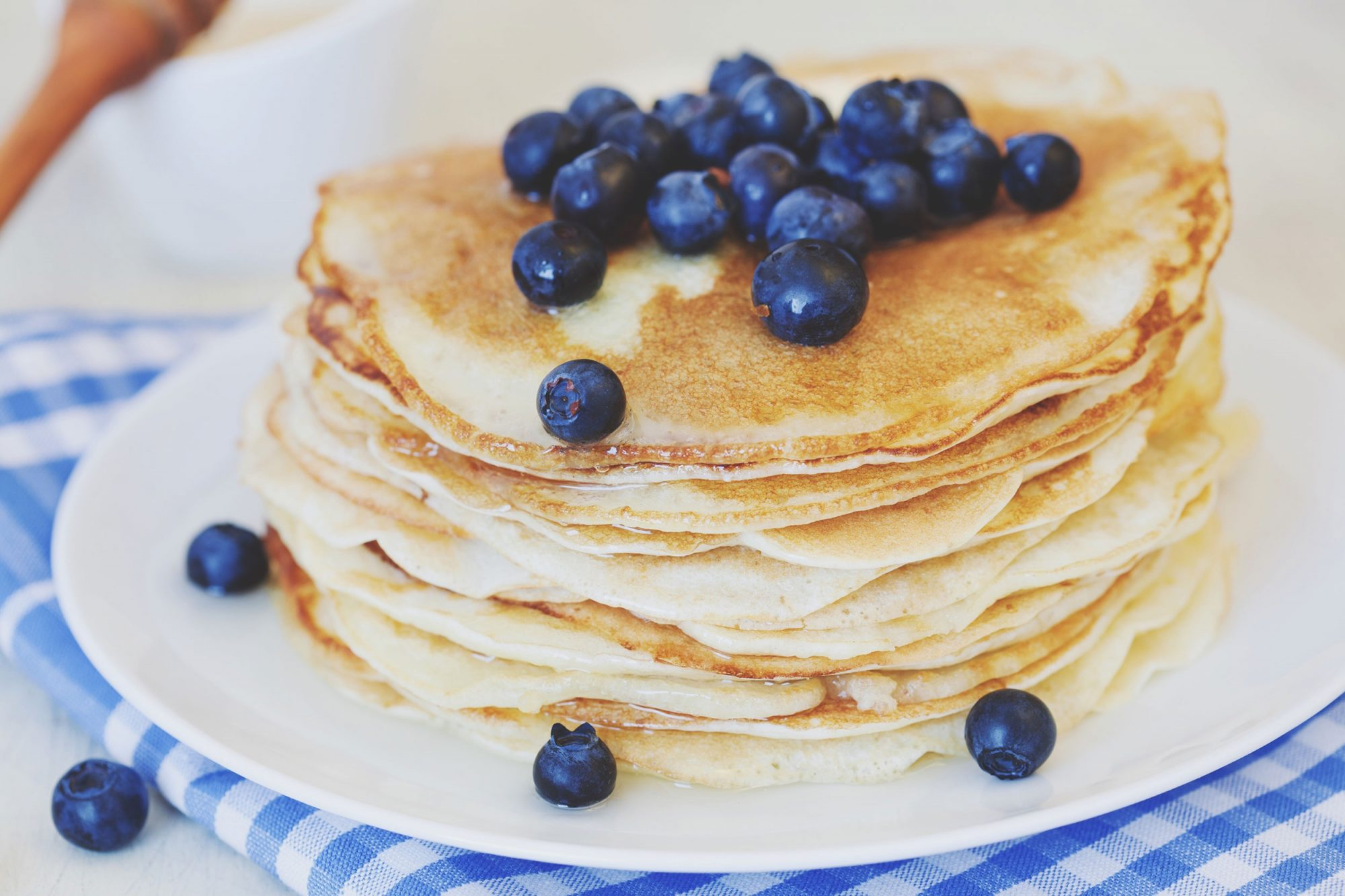 EC: 10 Things to Put on Pancakes That Aren't Maple Syrup