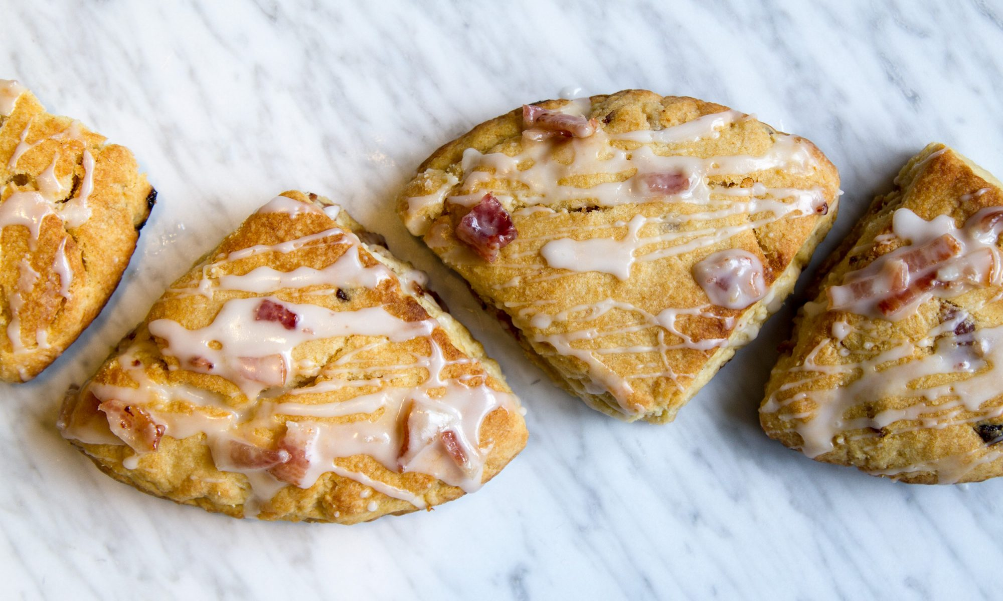 Your Breakfast Buffet Favorites All in One Scone