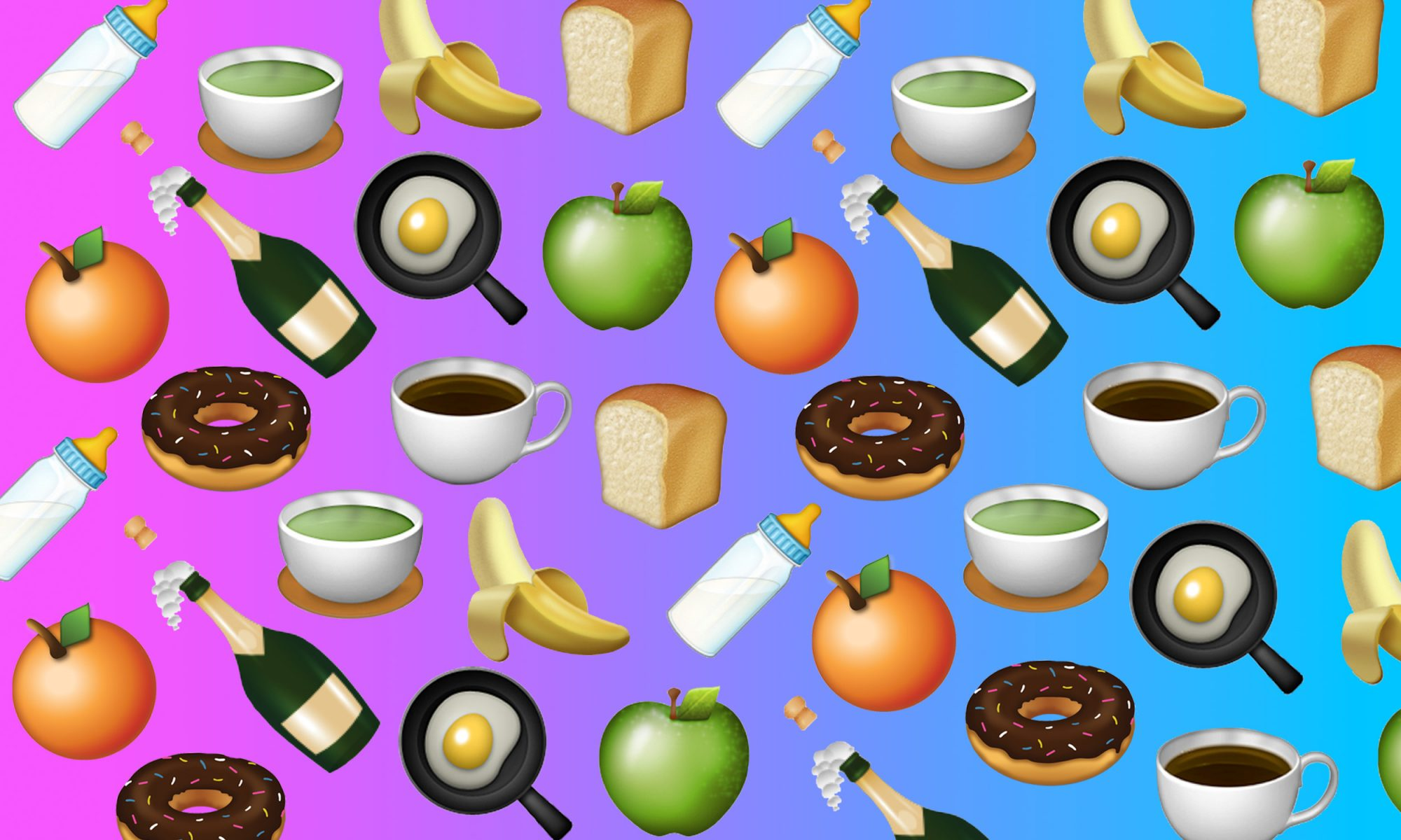 EC: Apple's iOS 10 Really Wants You to Use Breakfast Emoji