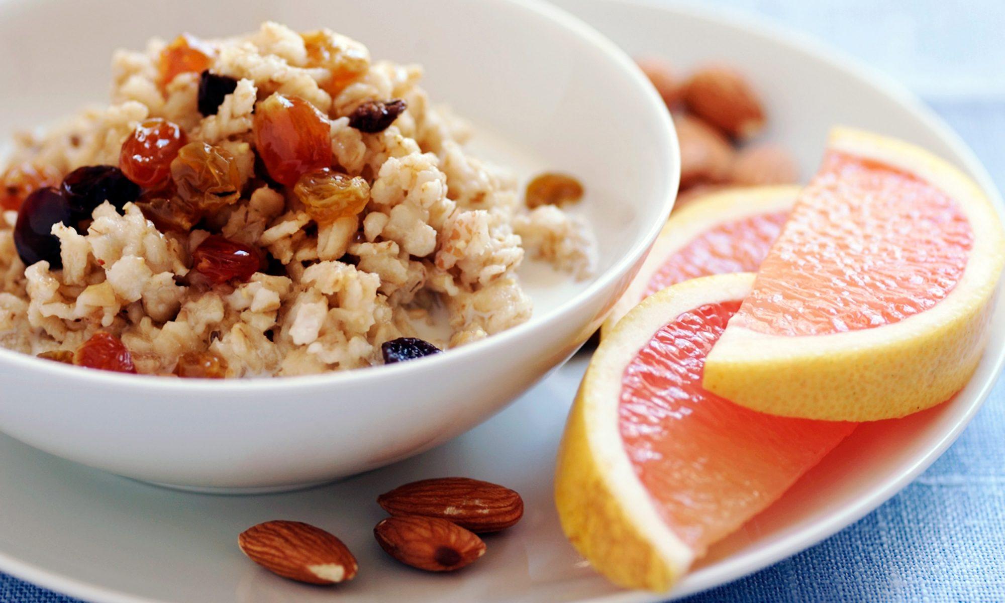 EC: 5 Breakfast Foods to Prevent the Mid-Afternoon Slump