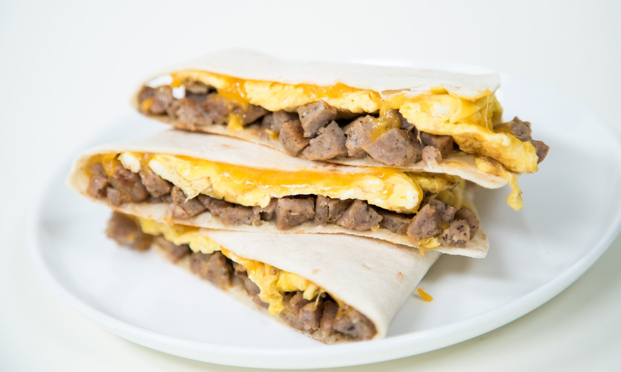 EC: An Easy Breakfast Quesadilla Recipe to Know by Heart