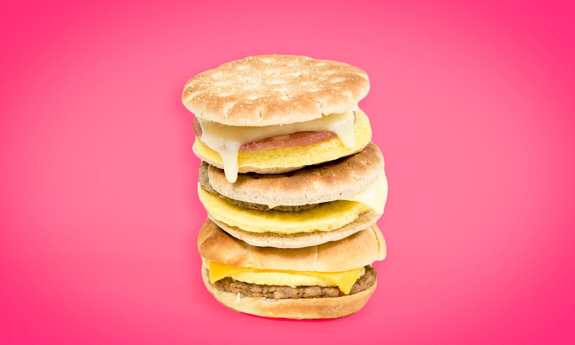 EC: 13 Microwavable Breakfast Sandwiches, Ranked