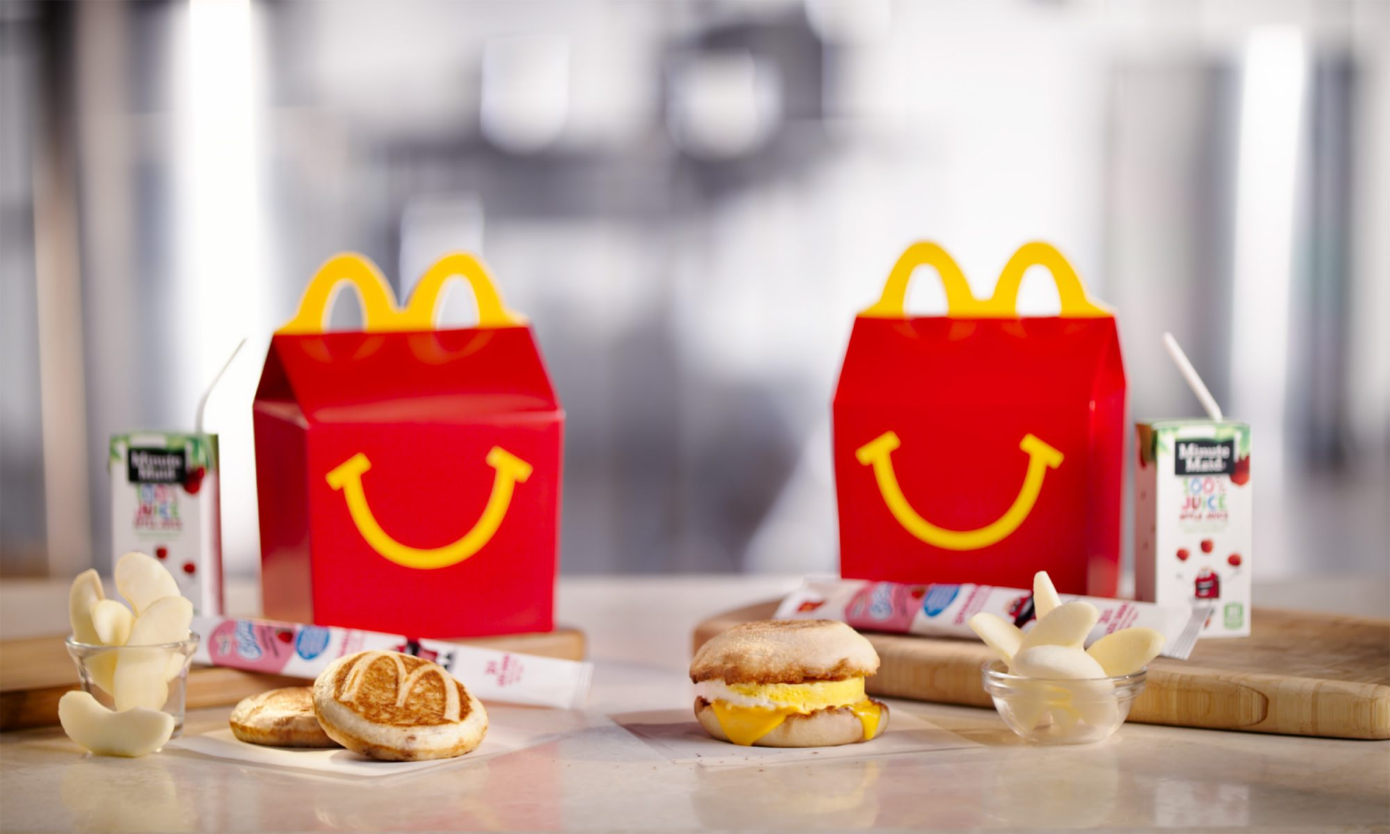 EC: McDonald's Breakfast Happy Meals Are Here, but Only in One City