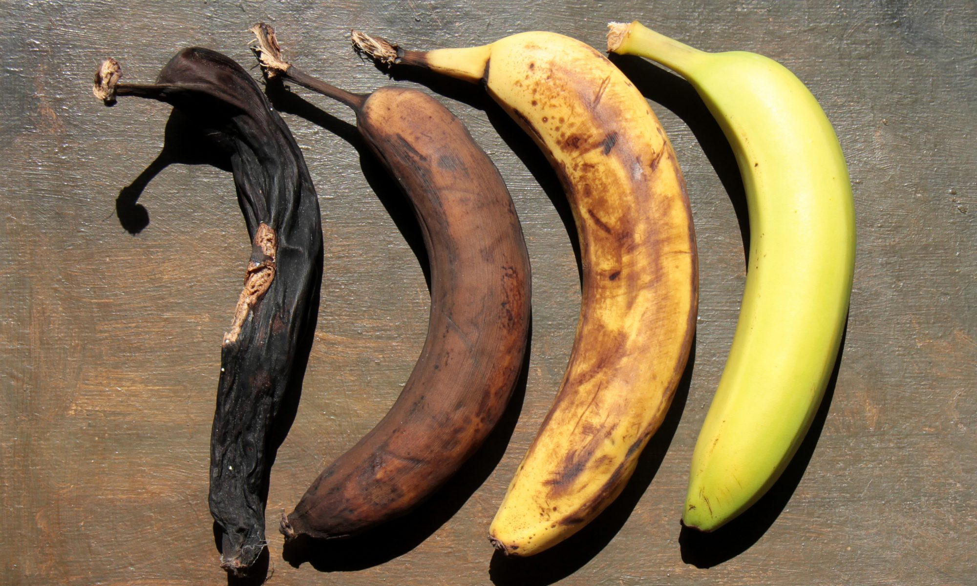 EC: Brown Bananas Are Healthier Than You Think