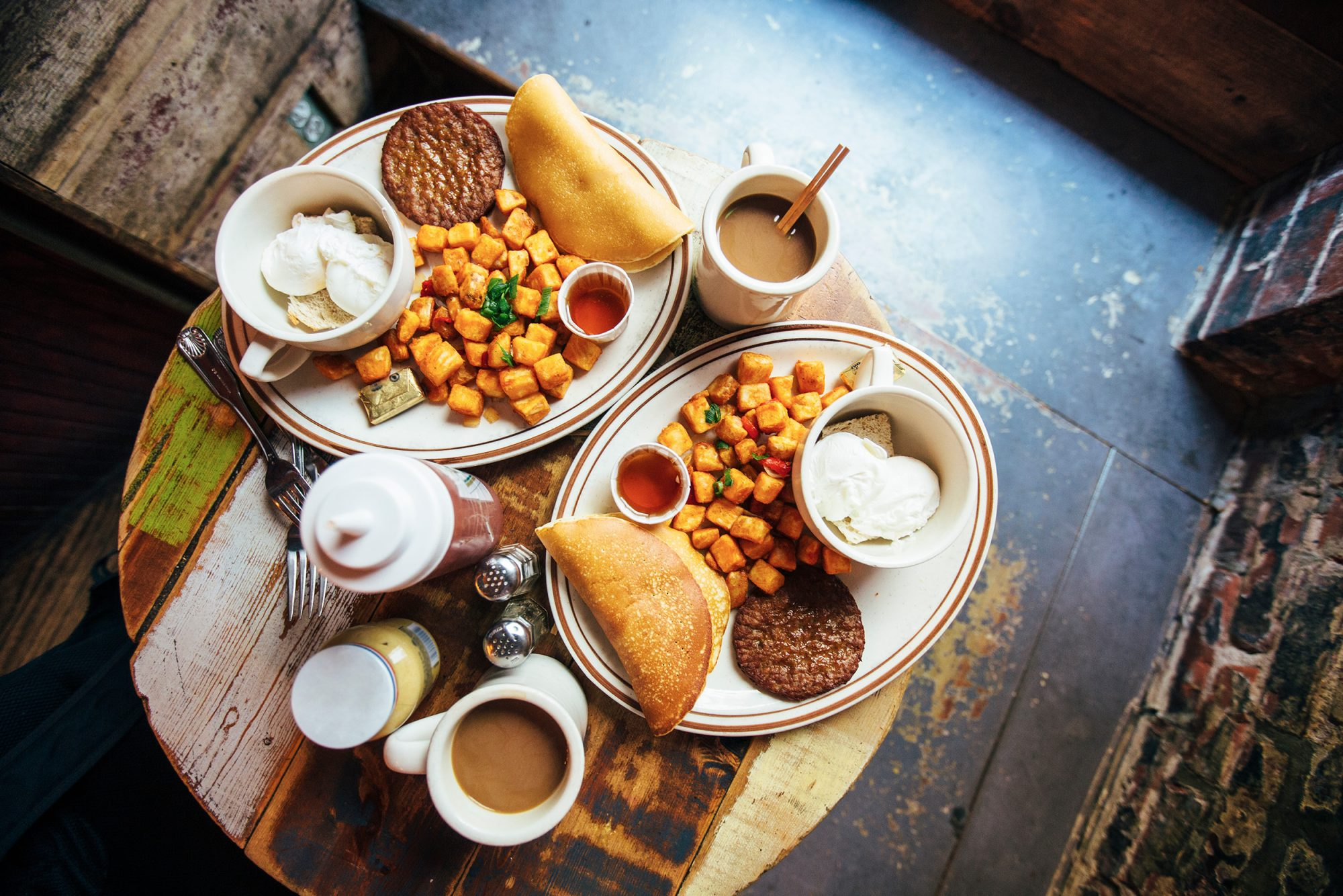 EC: How to Order a Gluten-Free Brunch