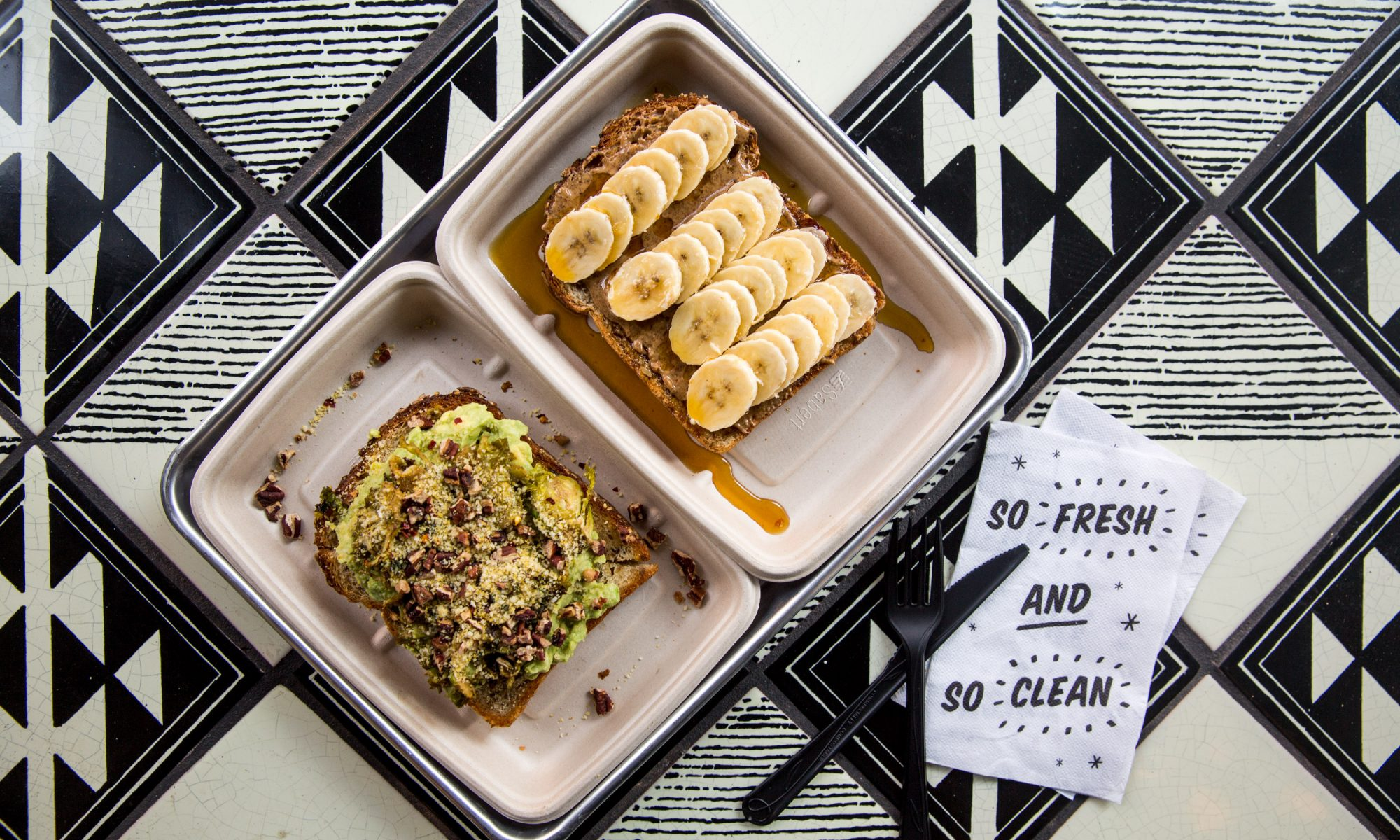 EC: A Look at By Chloe's New Vegan Breakfast Menu