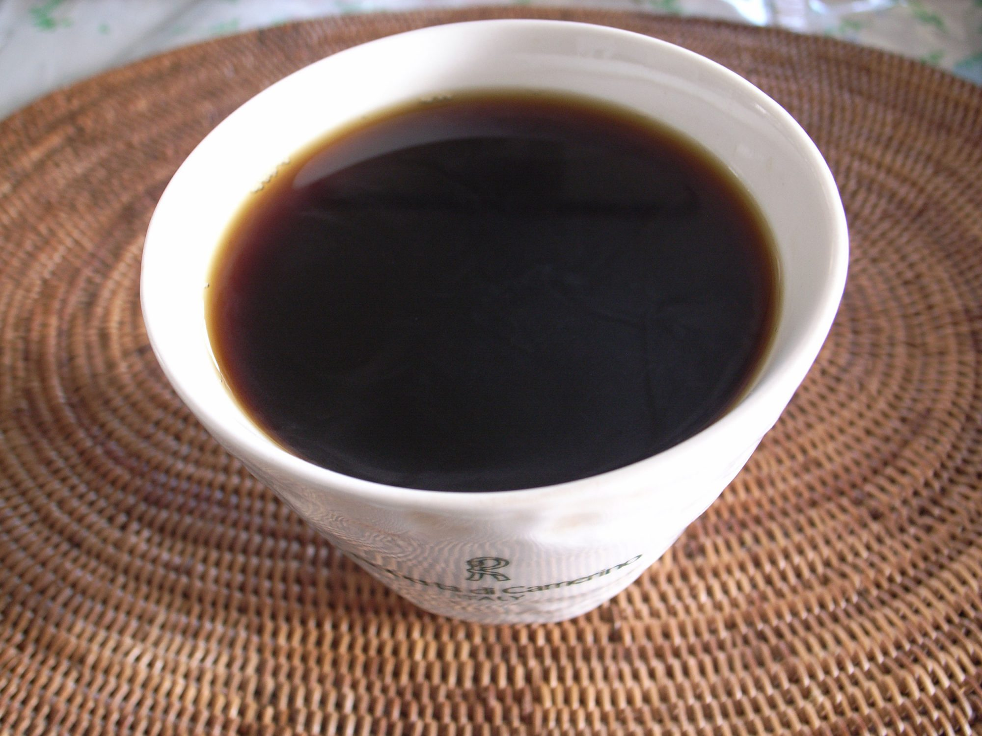 EC: Black Blood of the Earth Might Be the Most Caffeinated Beverage on Earth