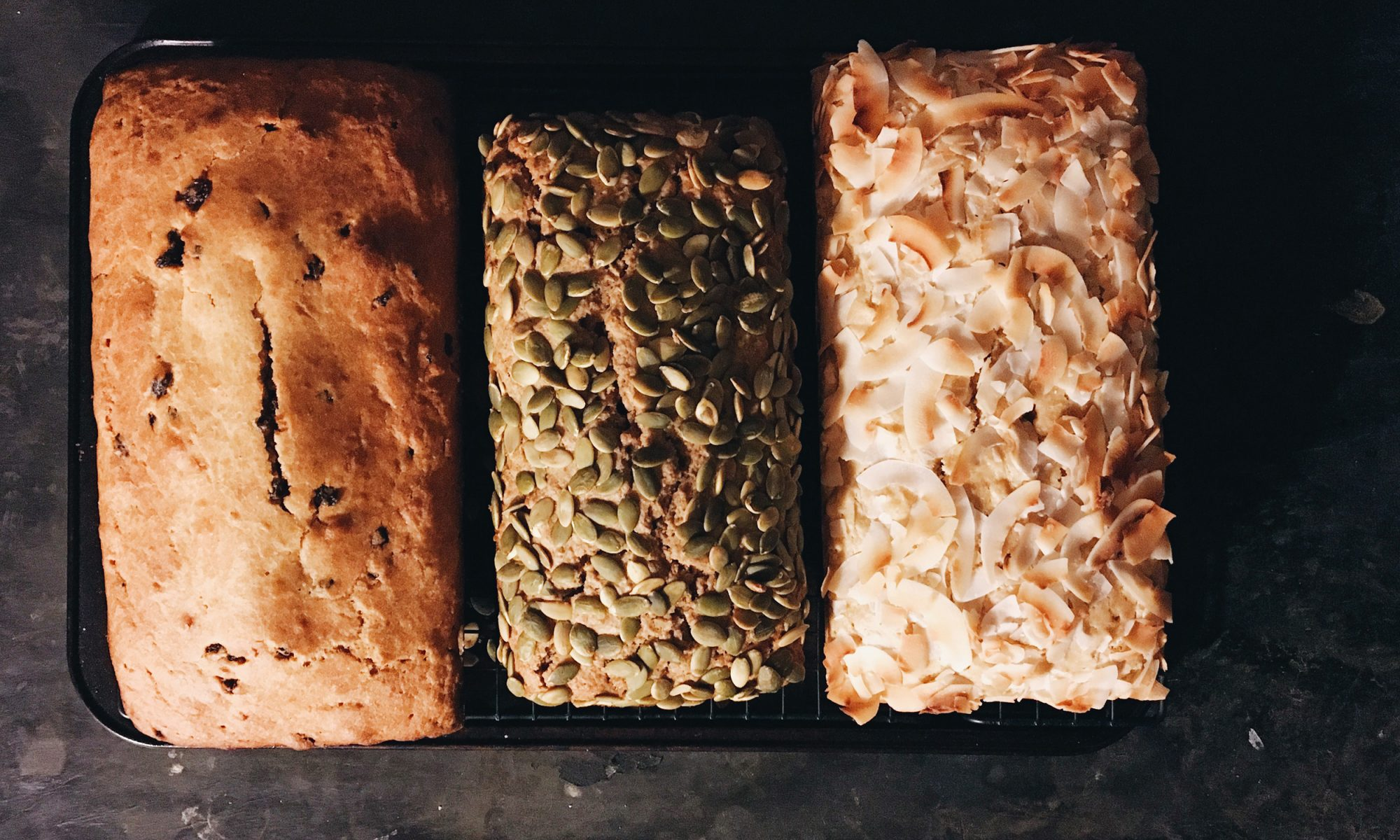 A Customizable Quick Bread for People Who Can't Be Bothered to Bake