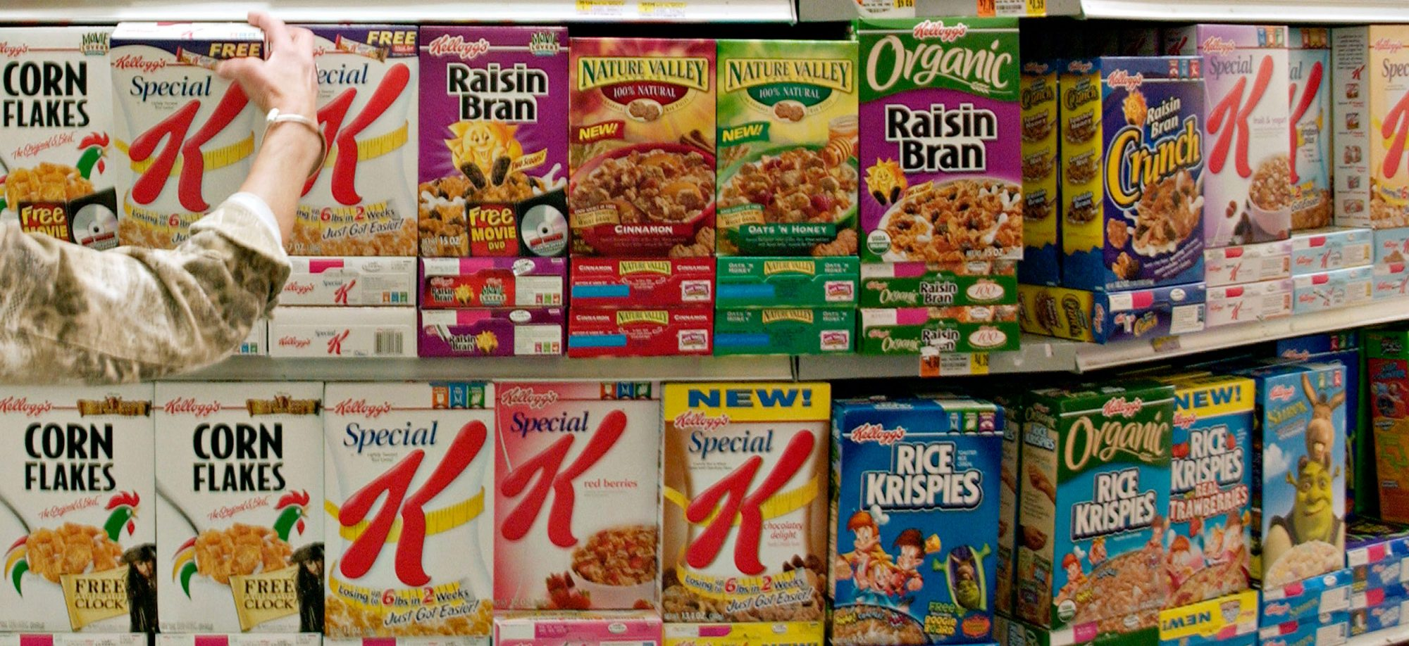 EC: When 'Healthy Eating Tips' on Cereal Boxes Are Just Body-Shaming in Disguise