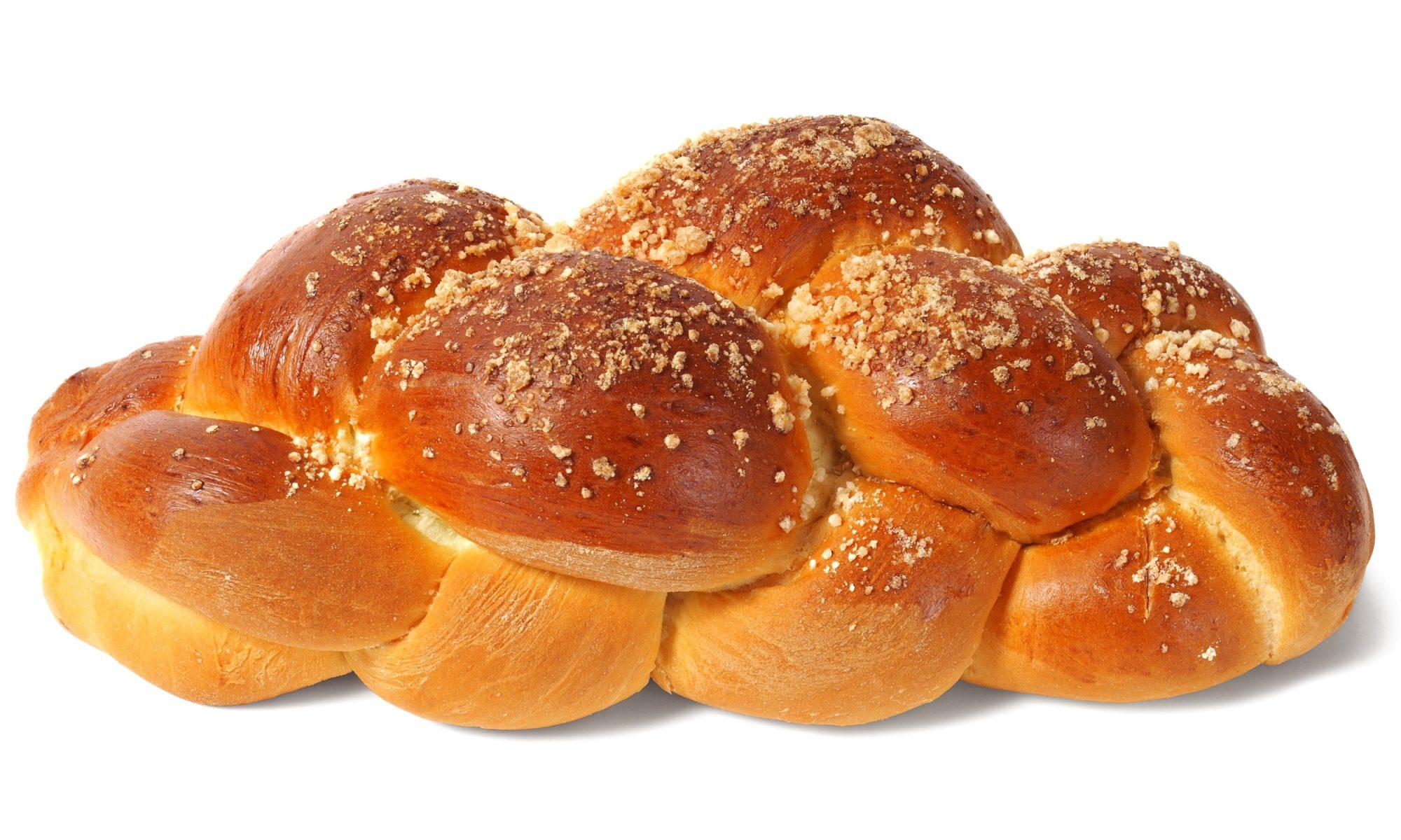 EC: Challah Bread Tastes Like a Big Hug