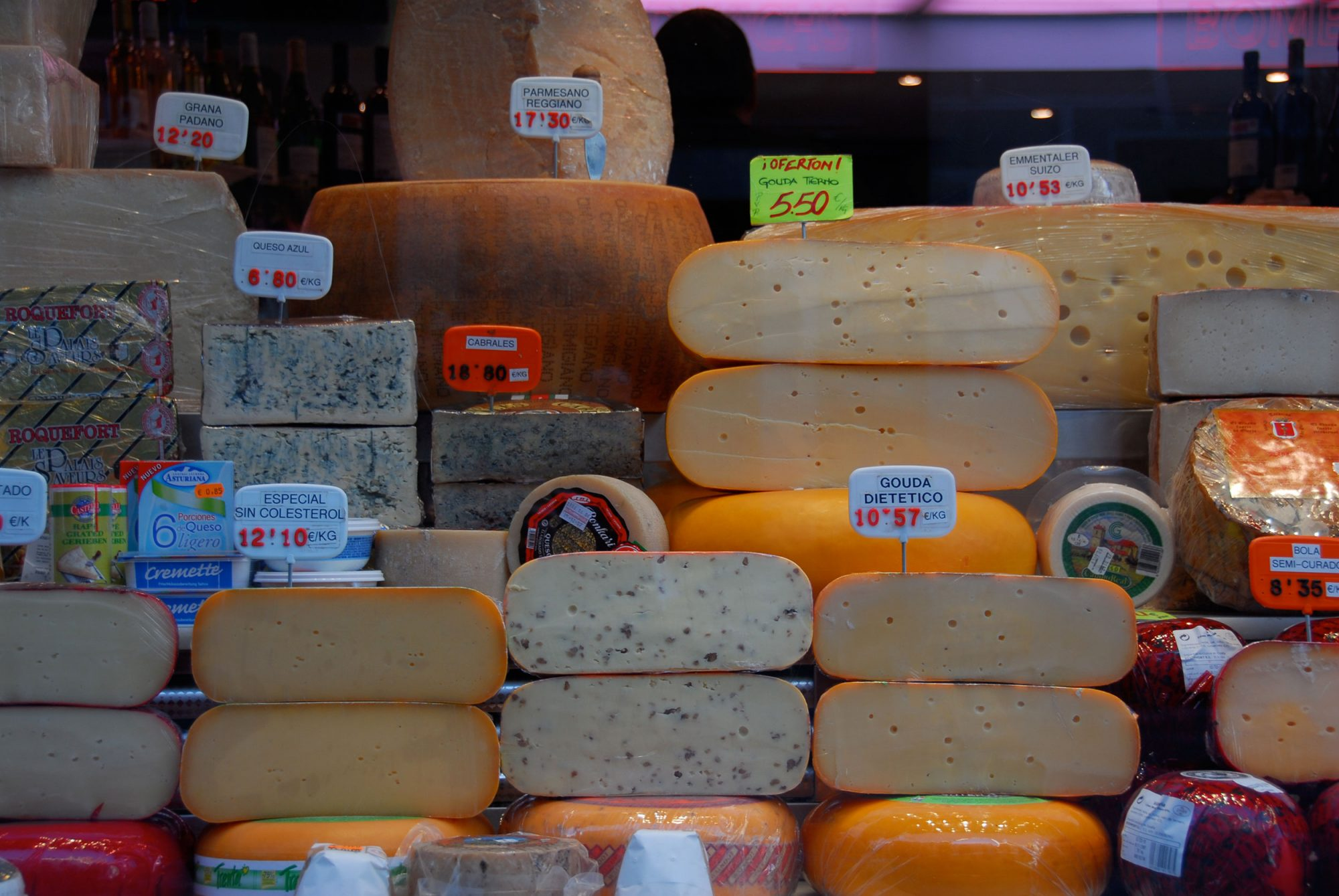 EC: High Fat Cheese Might Be Good for You, Hallelujah