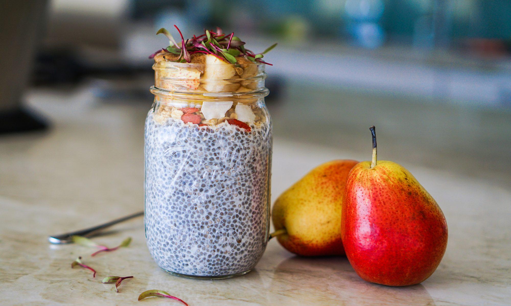 EC: Mason Jar Breakfasts Are the Best