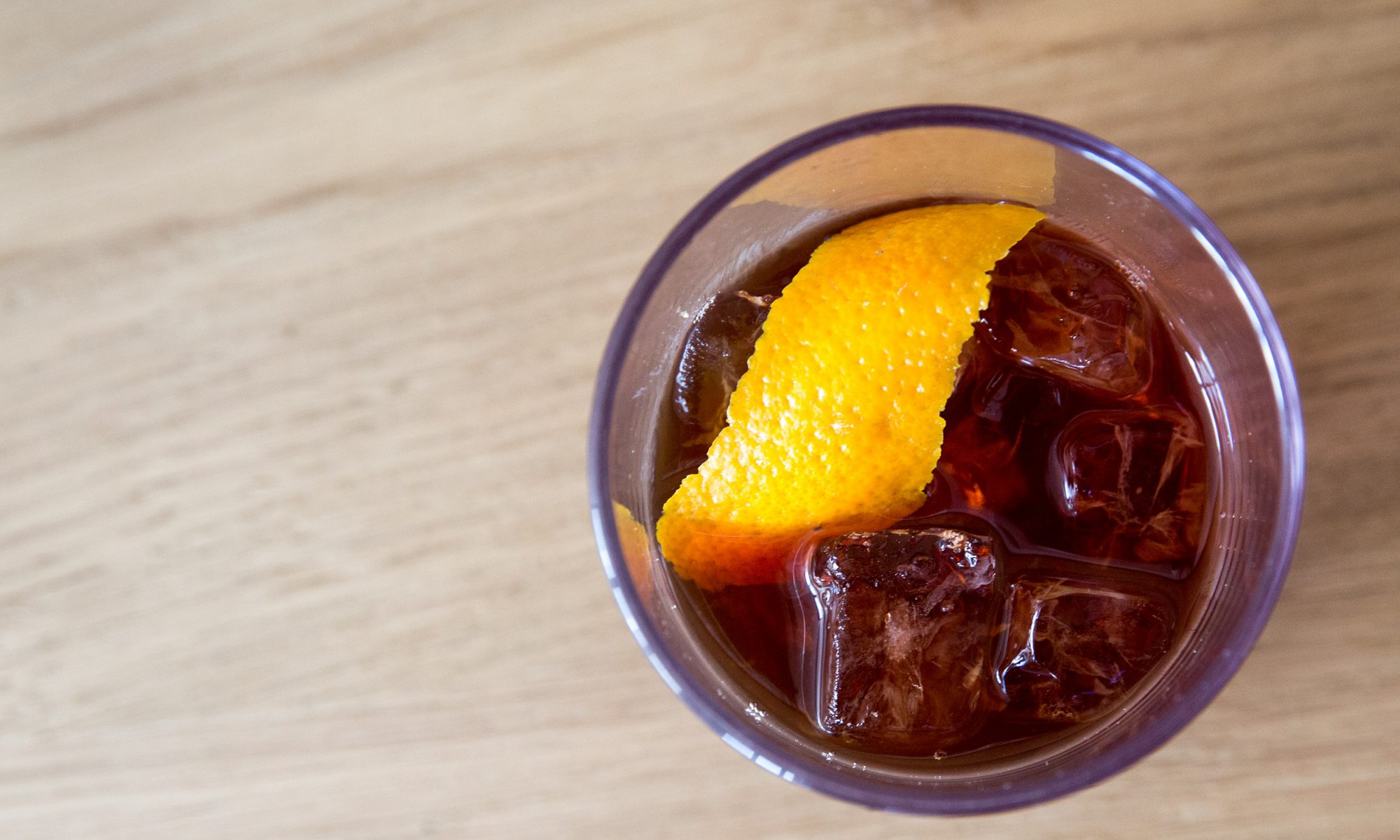 The Coffee Negroni Will Keep You Awake and Drinking Forever