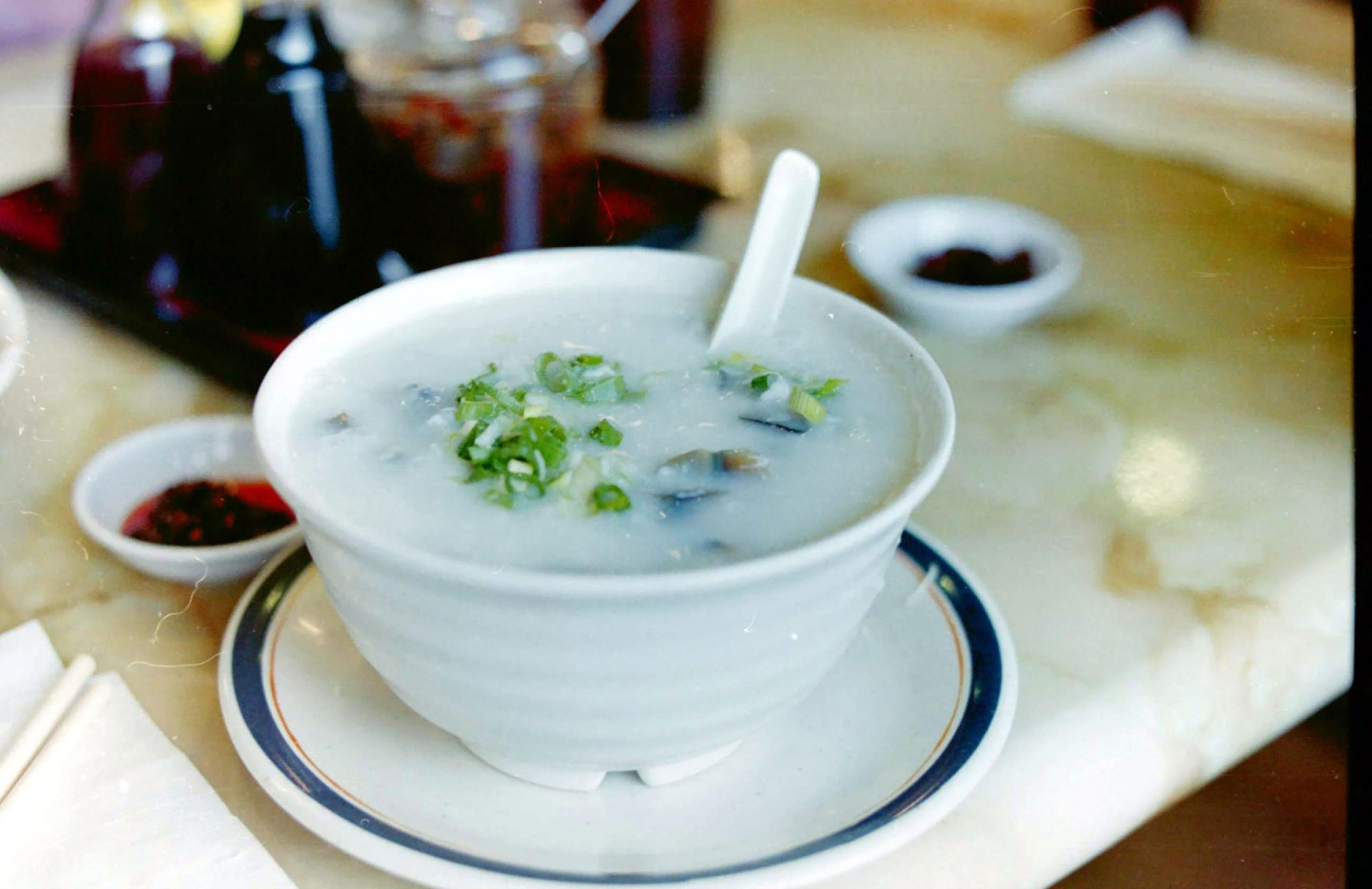 EC: How I Learned to Stop Worrying and Love Congee