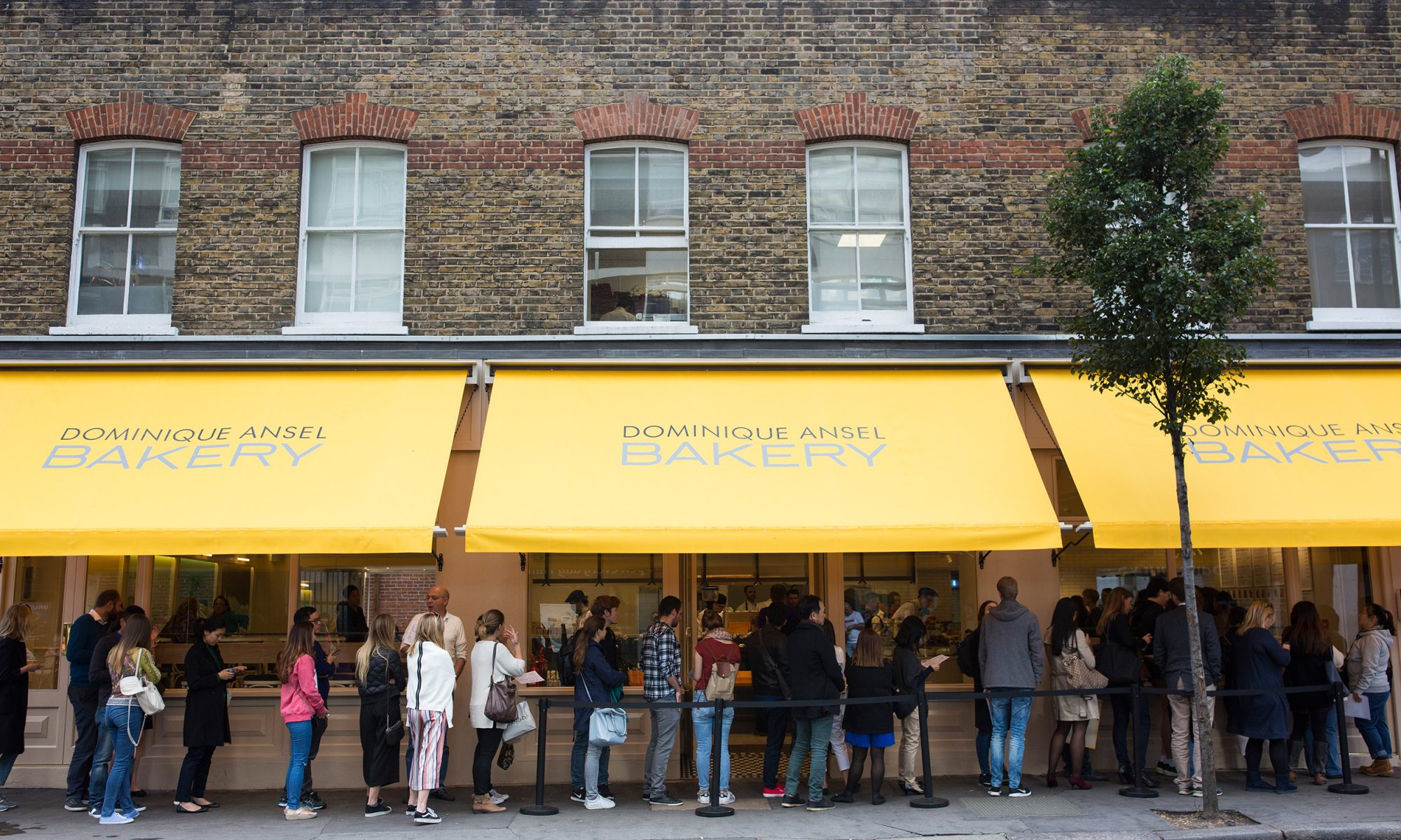 EC: London Gets the Cronut and Is Completely Obsessed