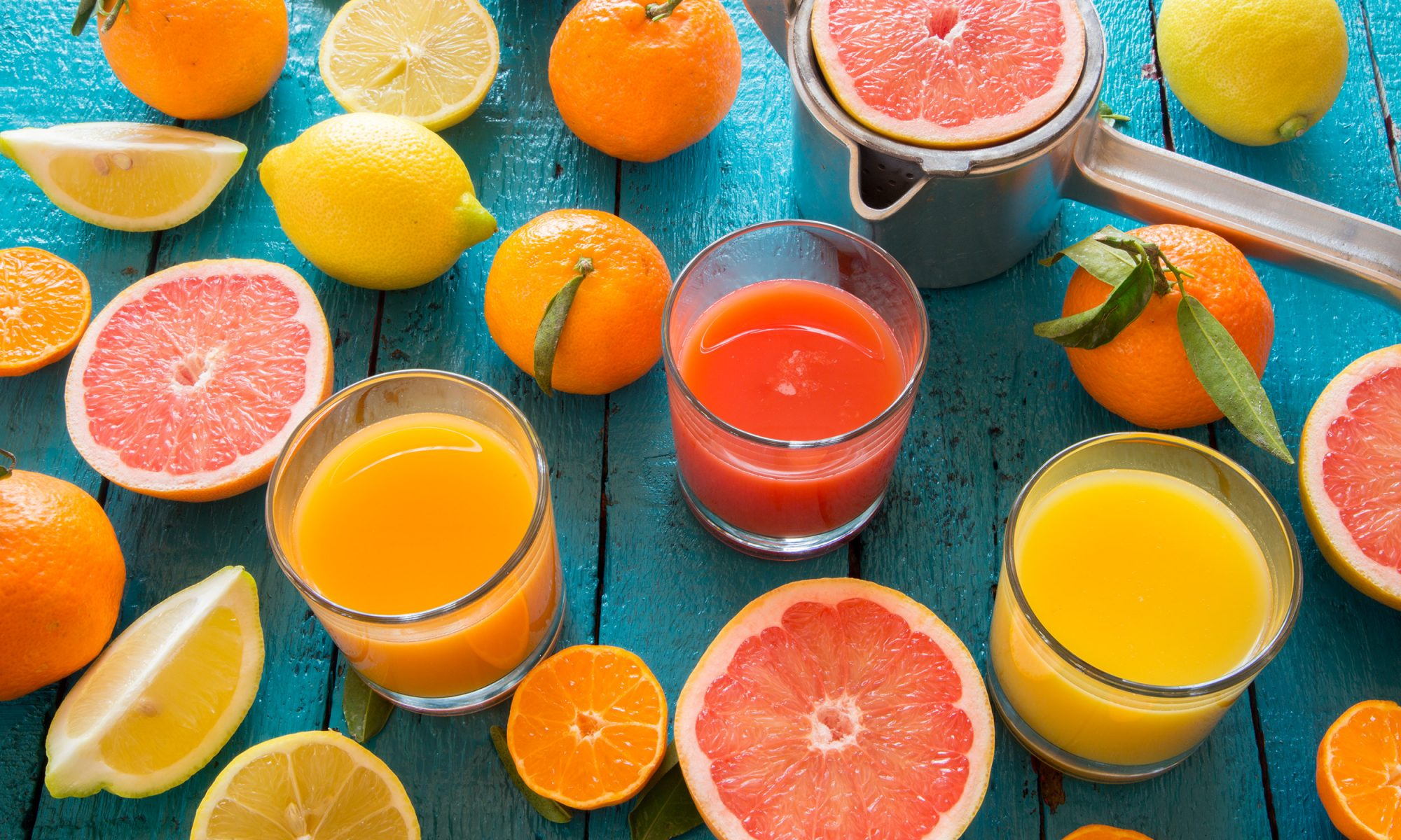 EC: 5 Stress-Relieving Superfoods That Will Start Your Day Off Right