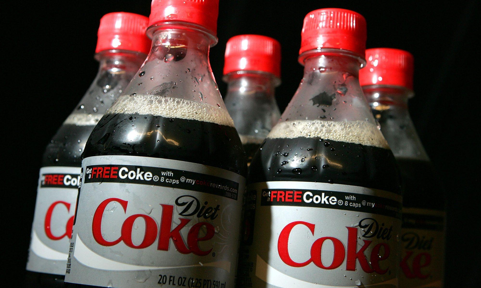 EC: Don't Be Ashamed of Your Morning Diet Coke Habit