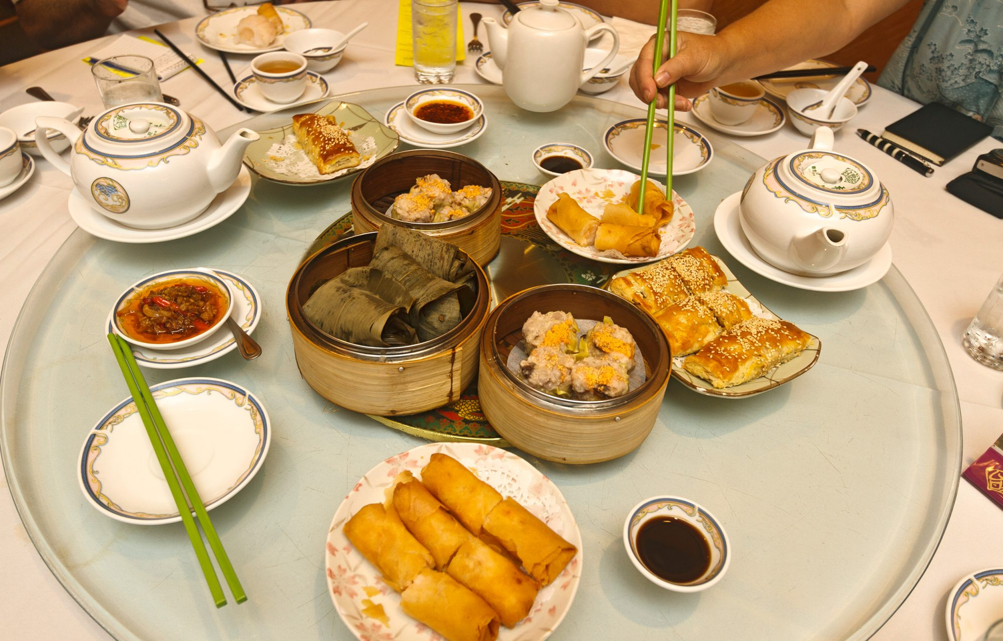 EC: Dim Sum Is the Original Brunch