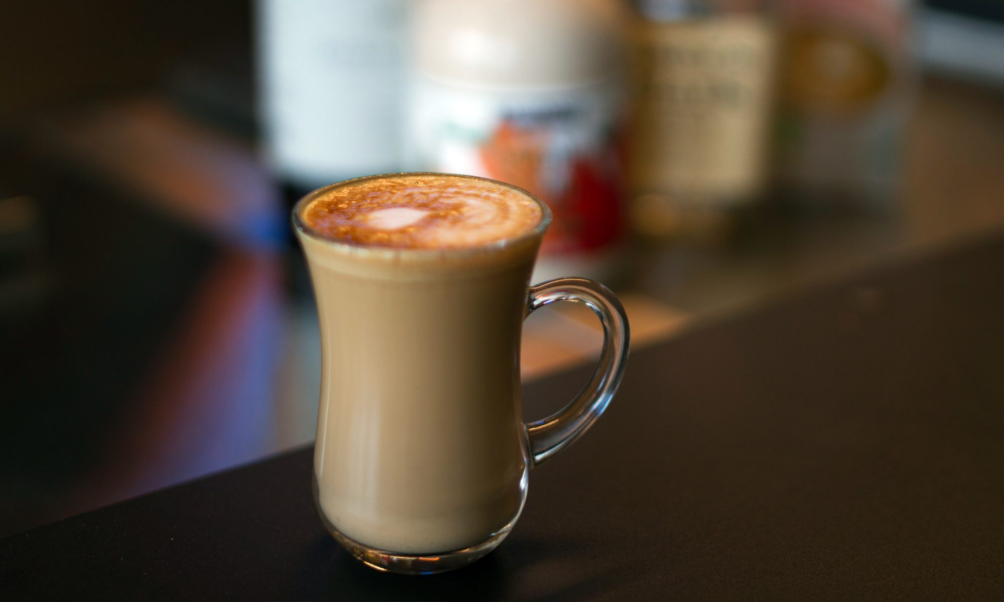 EC: Your Dirty Chai Needs Whiskey and Maple Liqueur