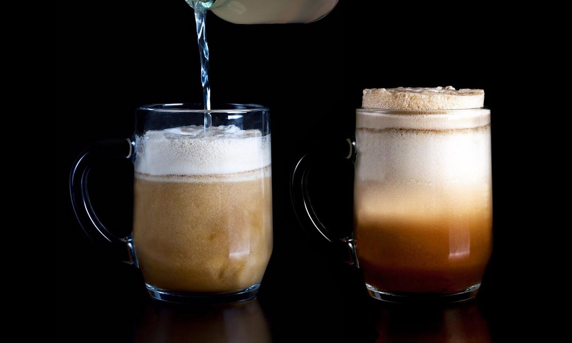 EC: This Cold Brew Coffee Cocktail Is So Good It Needs Two Glasses