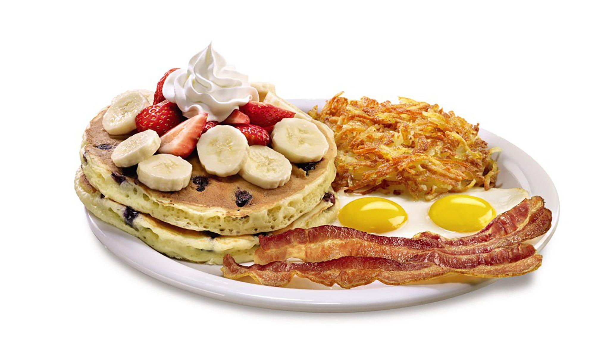 EC: Denny's New Pancake Recipe Debuts