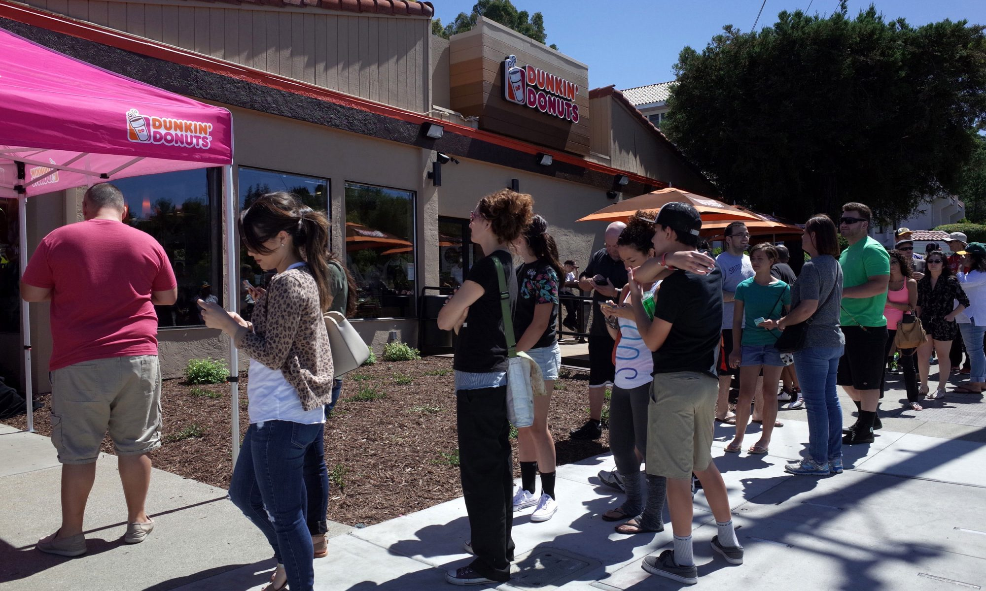 EC: The Bay Area Can Now Run on Dunkin'