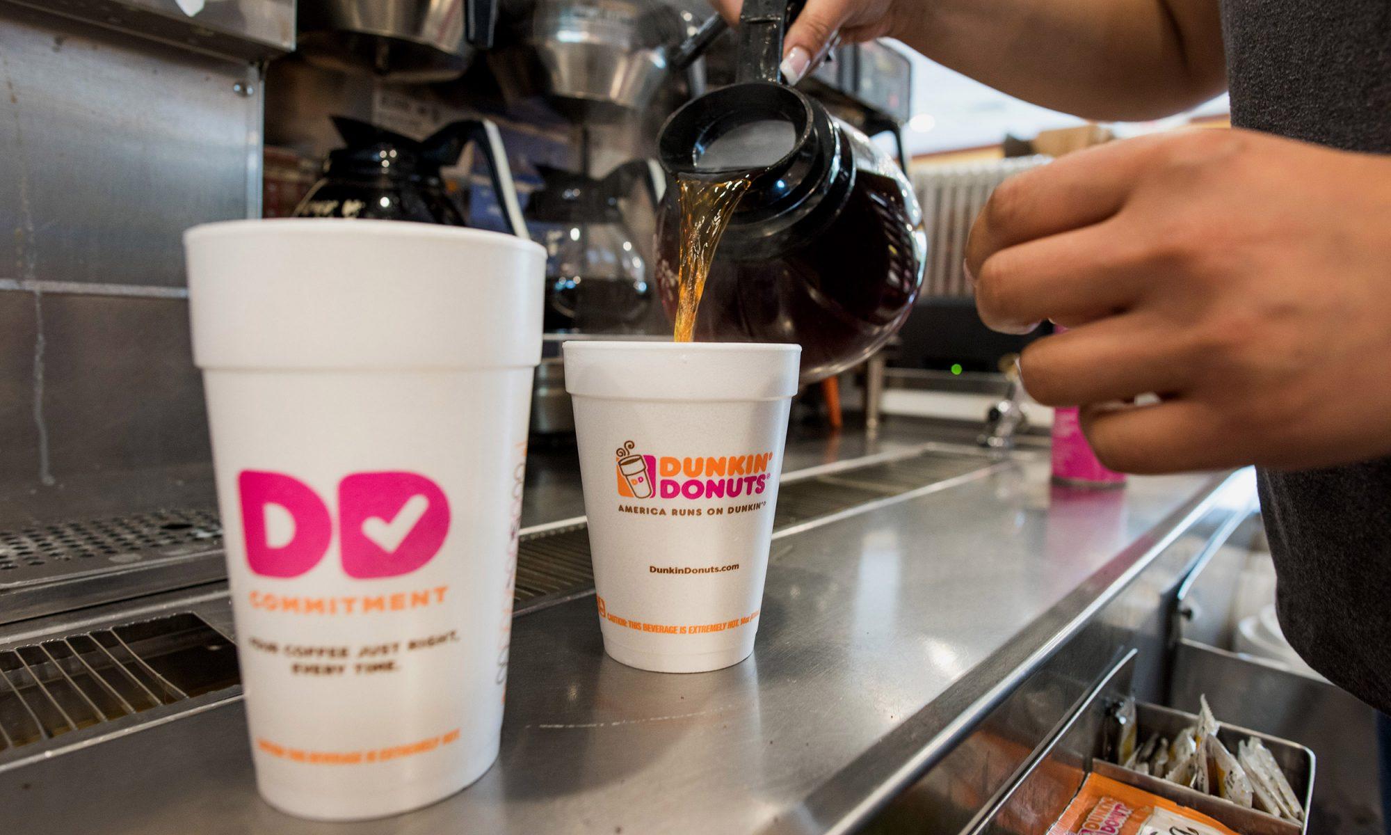 EC: Dunkin' Donuts One-Ups Everyone in the Pumpkin Spice Latte Race