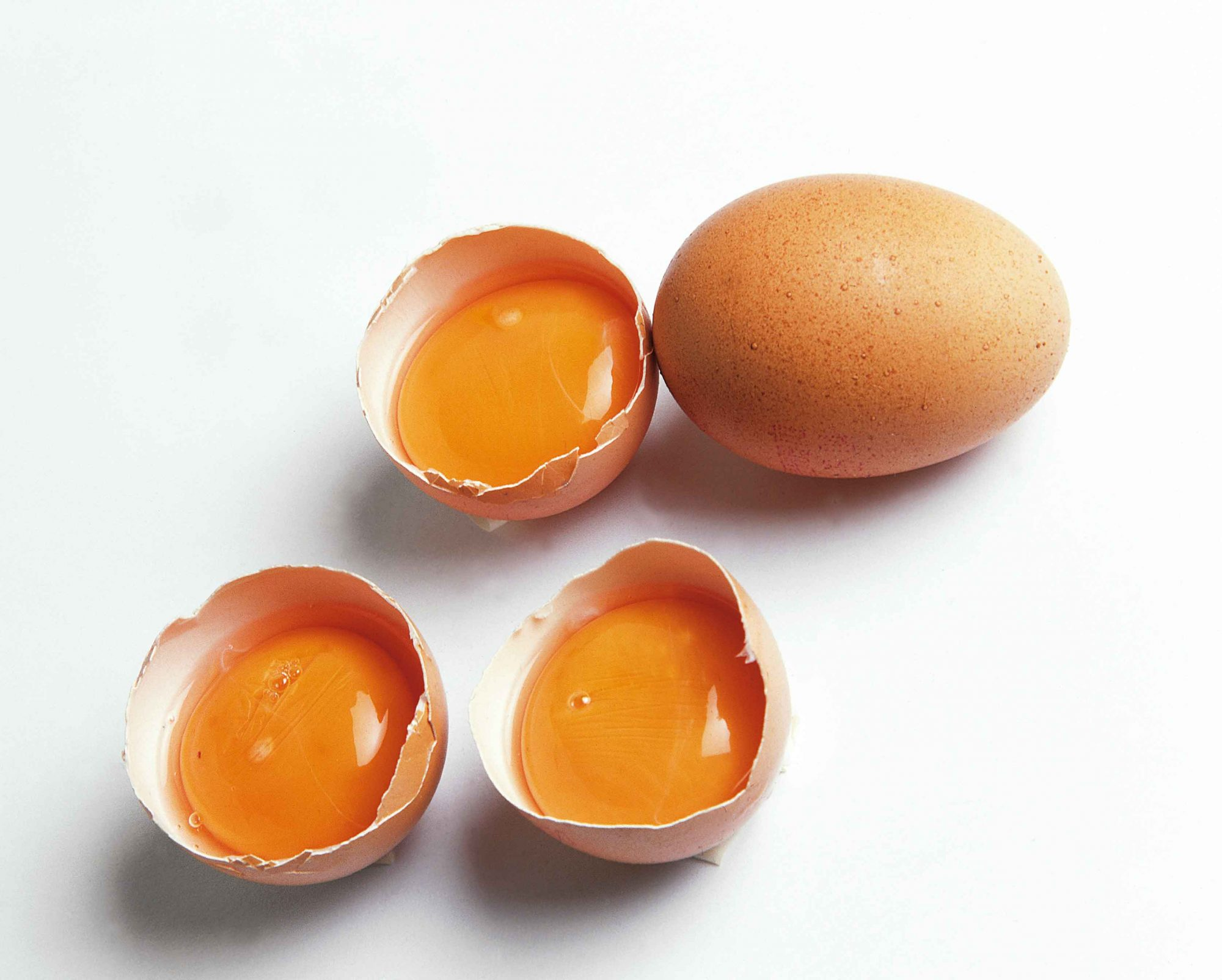 EC: How to Use Your Leftover Egg Yolks