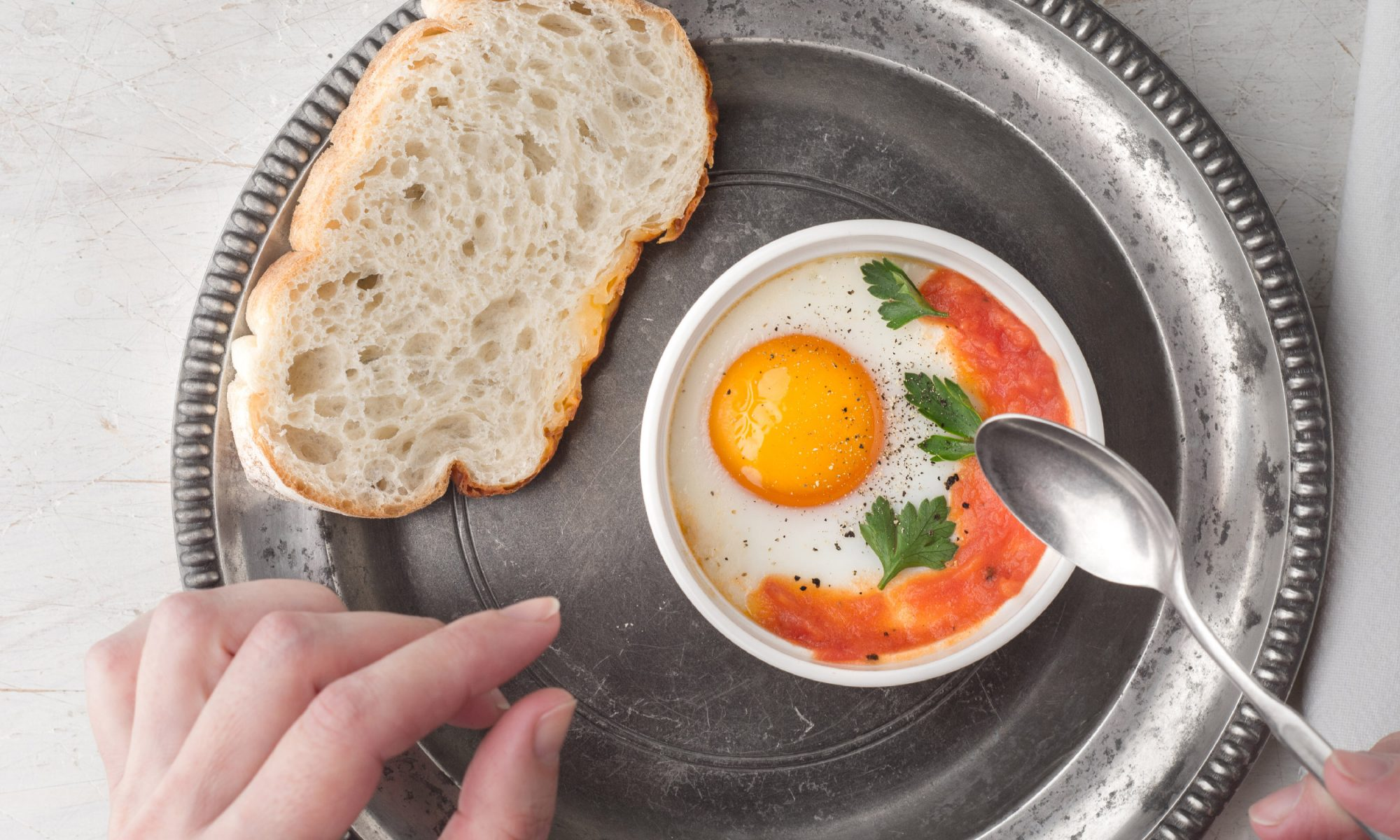 EC: Bake Eggs the French Way and Never Overcook Your Yolks Again