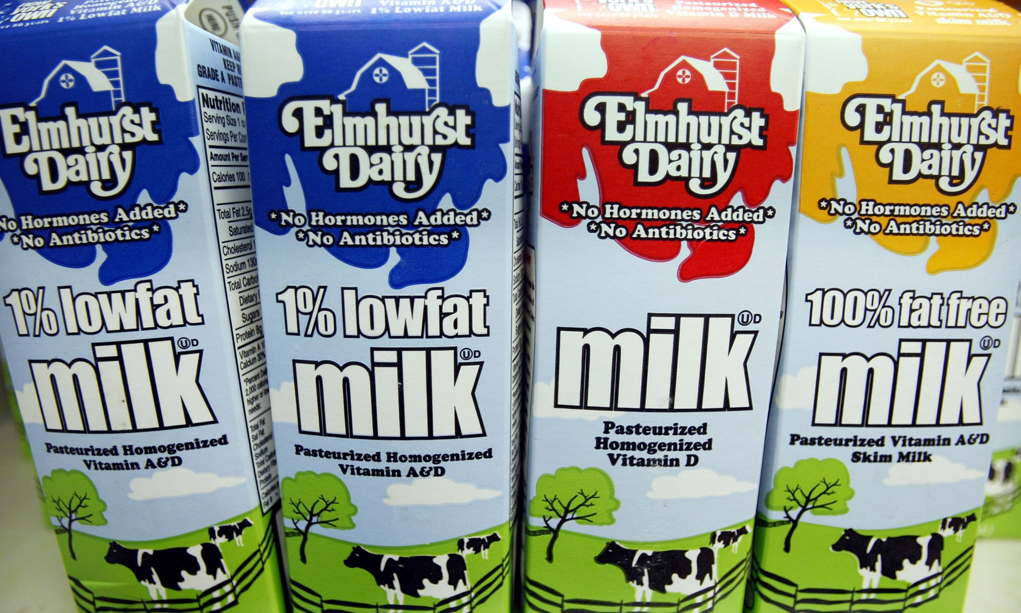 EC: Elmhurst Dairy Closing Will Mean the End of Milk Production in NYC