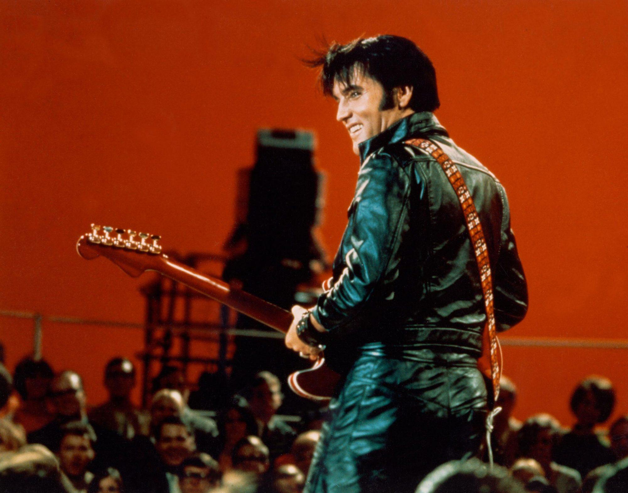 EC: How Elvis Presley Did Breakfast
