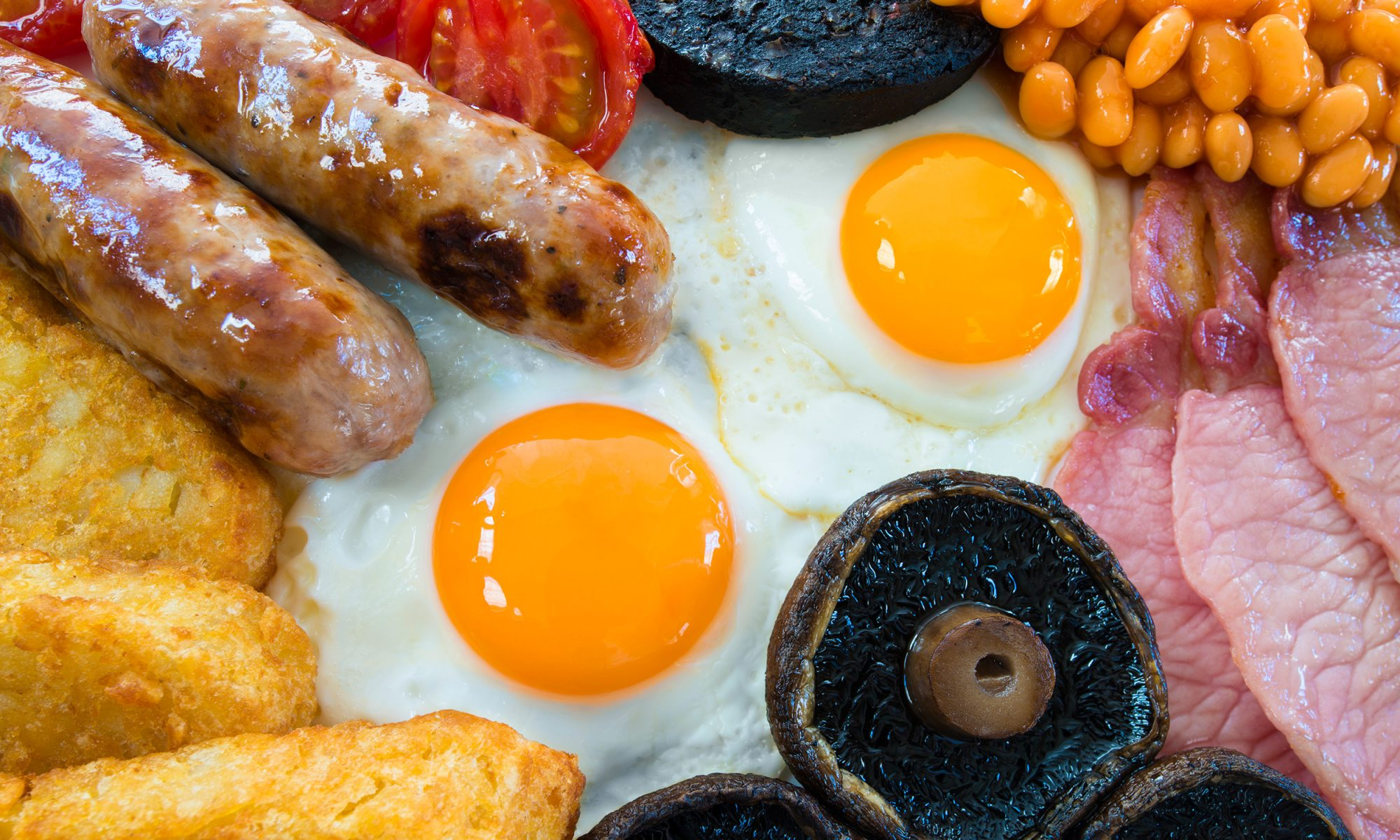 "EC: Making a Full English Breakfast Means ""I Love You"" in British"