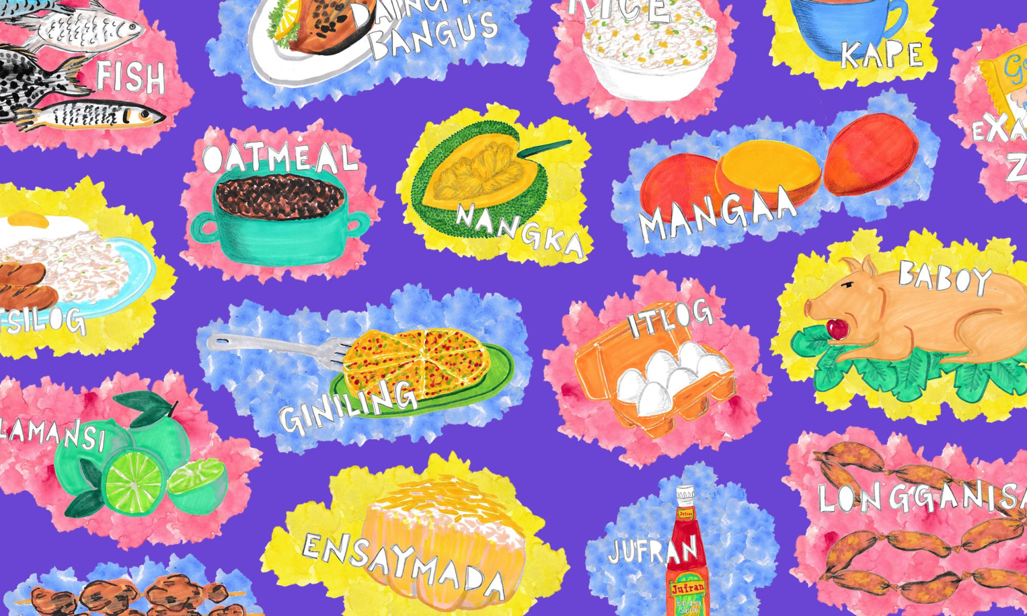 EC: An Illustrated Guide to Filipino Breakfast